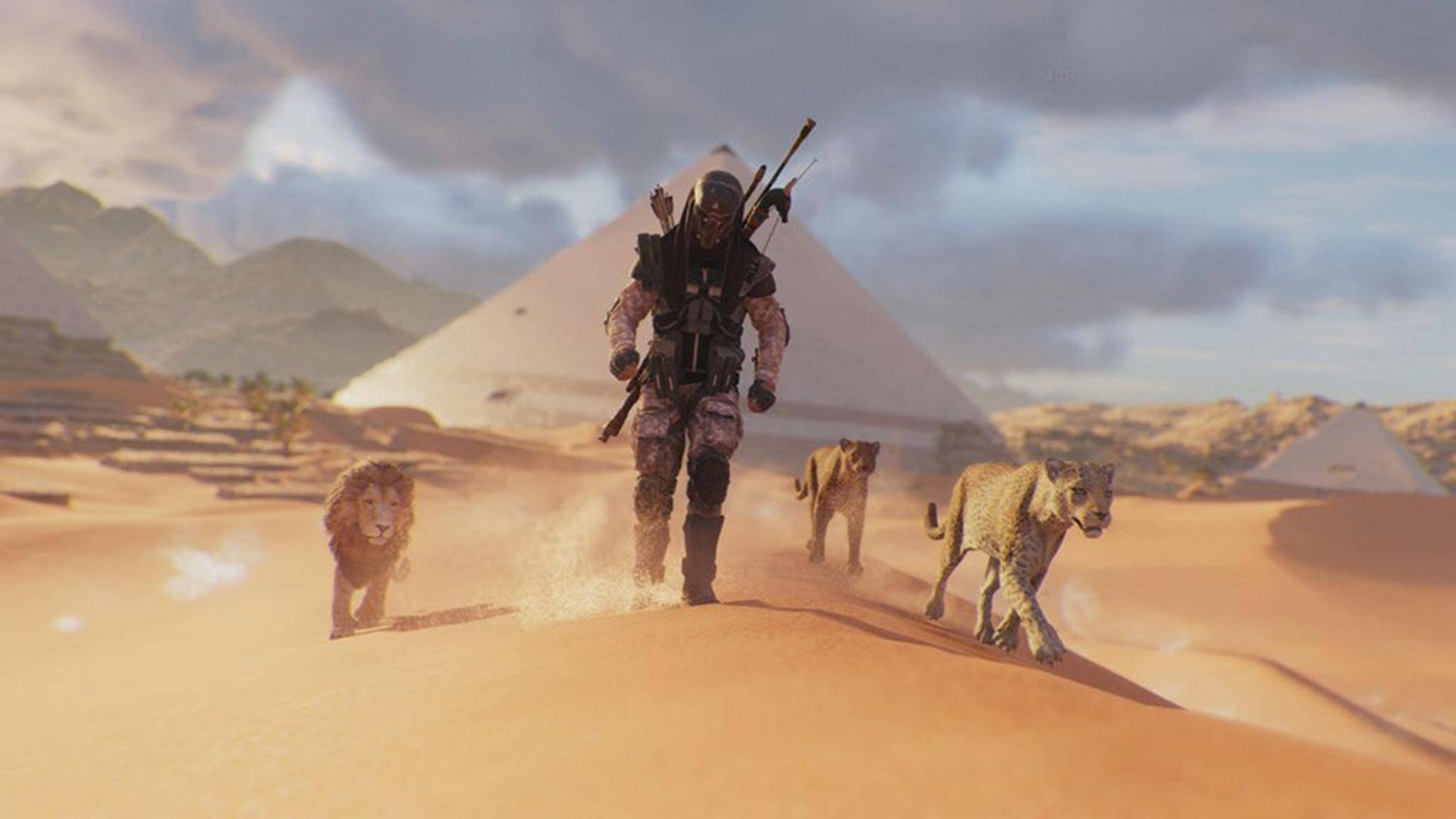 """Wie geht es in """"Assassin's Creed: Odyssey"""" weiter?"""