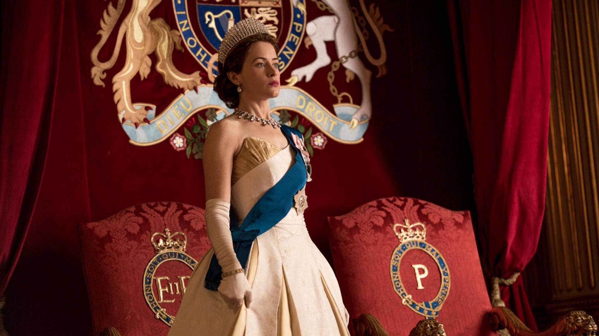 """""""The Crown"""" geht 2018 erneut ins Rennen um die BAFTA-TV-Awards."""