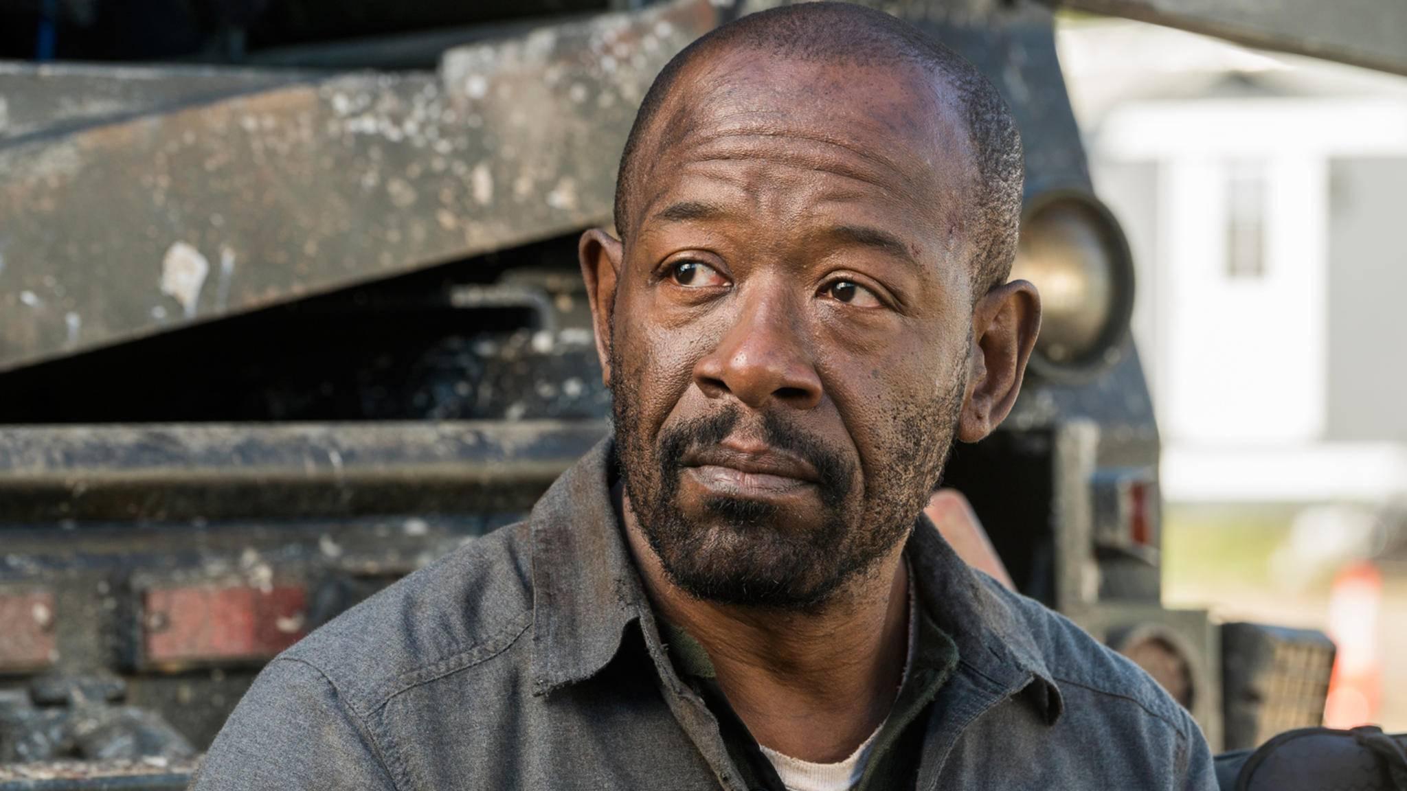 """Das ist laut Lennie James der große Unterschied zwischen """"The Walking Dead"""" und """"Fear the Walking Dead""""."""