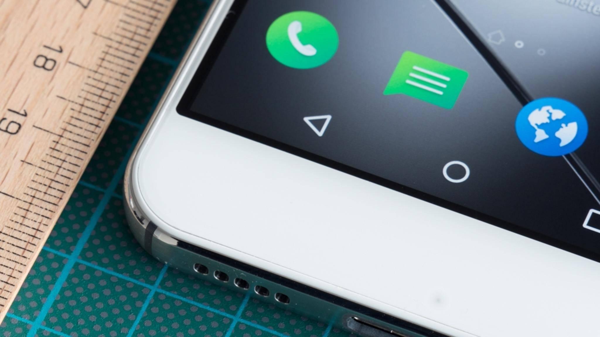 Die SMS soll auf Android-Smartphones schon bald abgelöst werden.