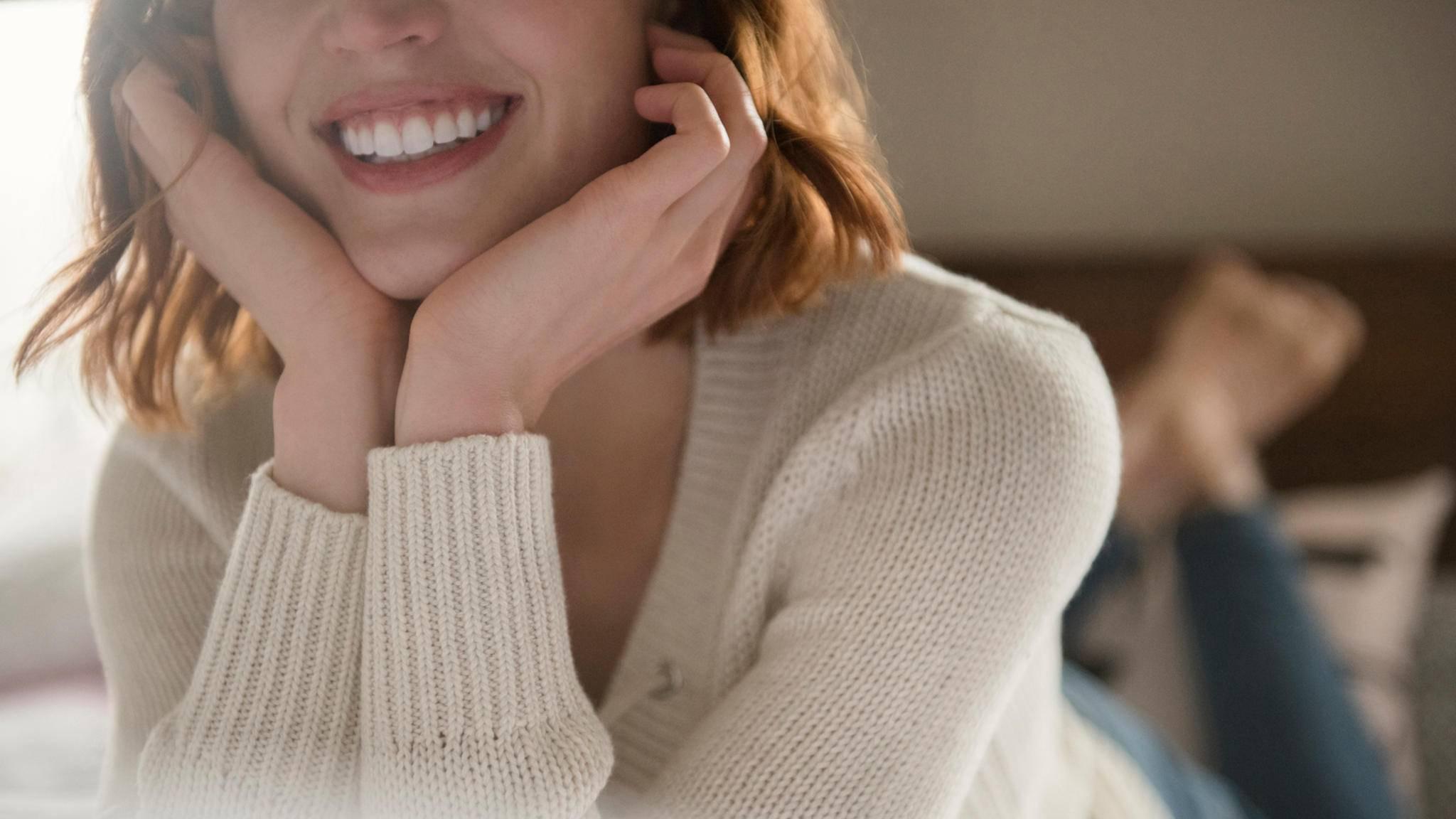 Auf den Zahn gefühlt: Ein kleiner Sensor könnte bald frühzeitig Krankheiten erkennen.