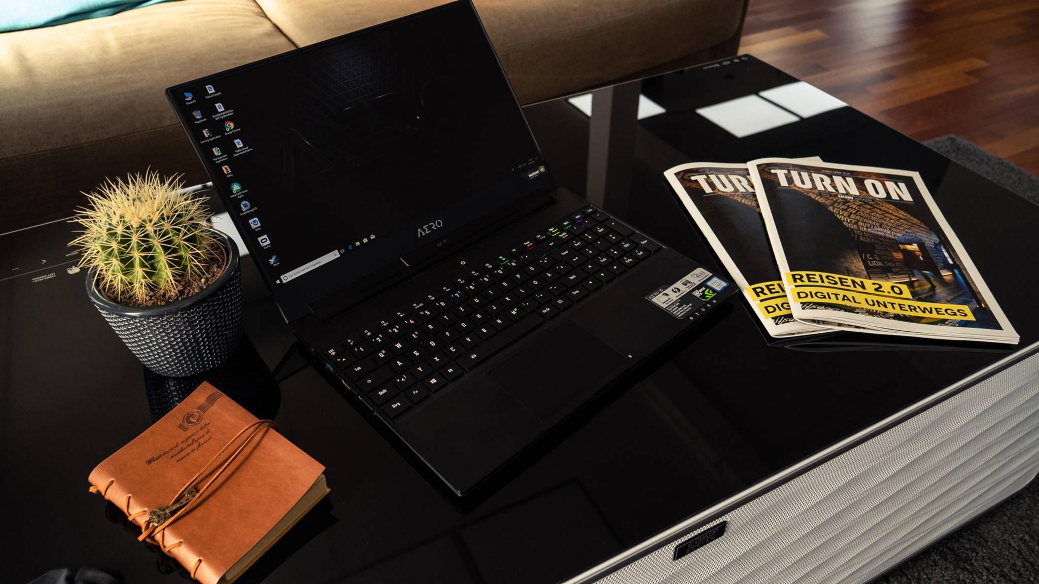 Gigabyte Aero 15X mit UHD-IPS-Display: Was bringt ein 4K-Gaming-Laptop?
