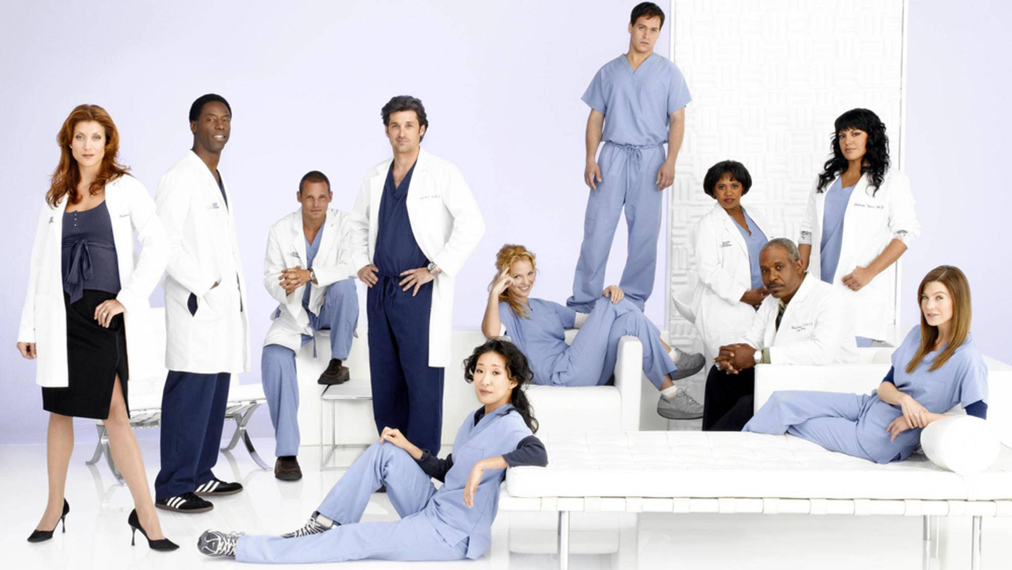 """Fast alle Ärzte aus """"Grey's Anatomy"""" werden in Staffel 15 wieder am Start sein."""