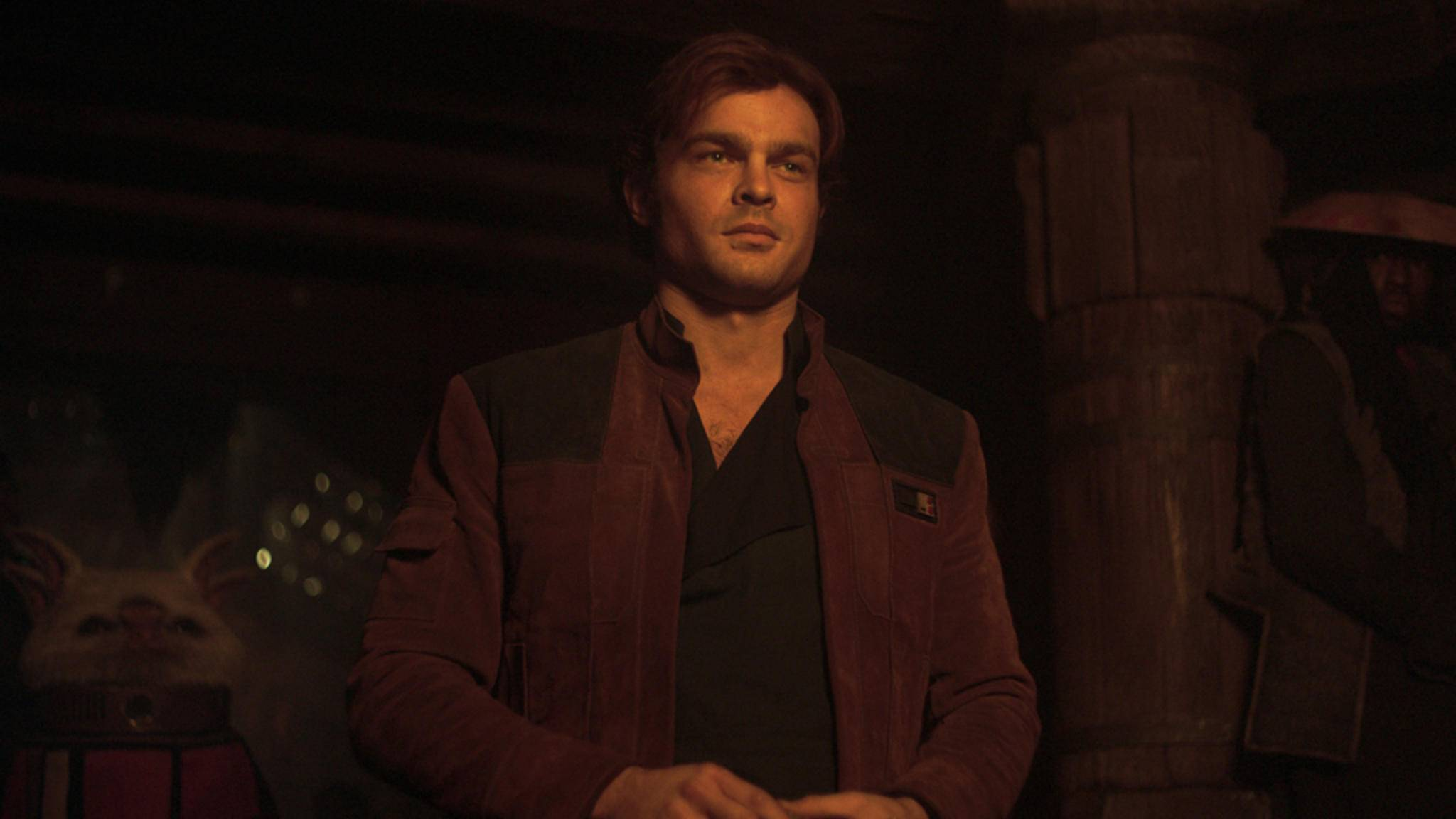 Aller guten Dinge sind drei? Alden Ehrenreich soll für drei Filme unterschrieben haben, in denen er als junger Han Solo zu sehen ist.