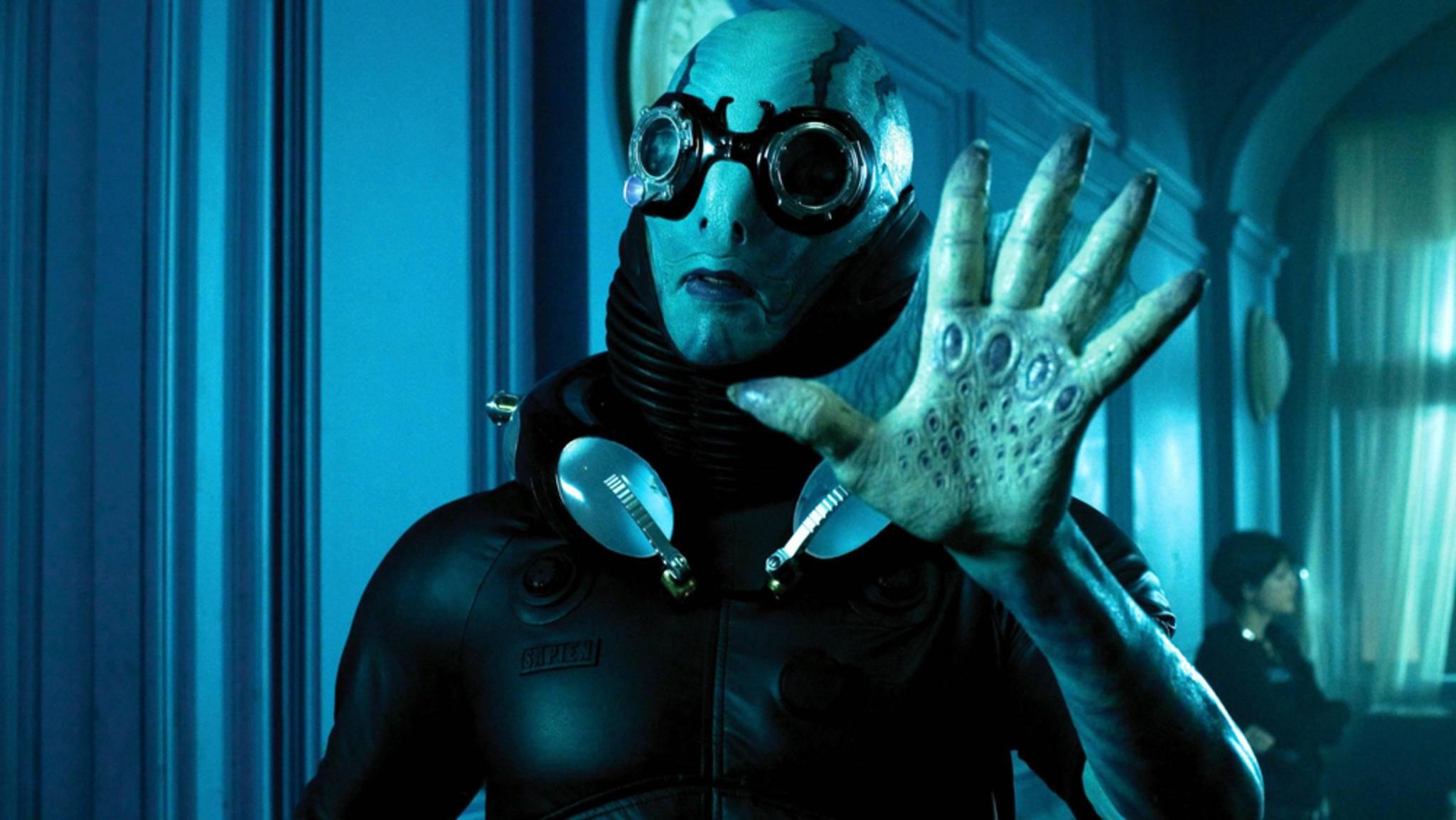 """Bye bye, Abe? Das """"Hellboy""""-Reboot wird wohl ohne das Amphibienwesen an Land gehen."""