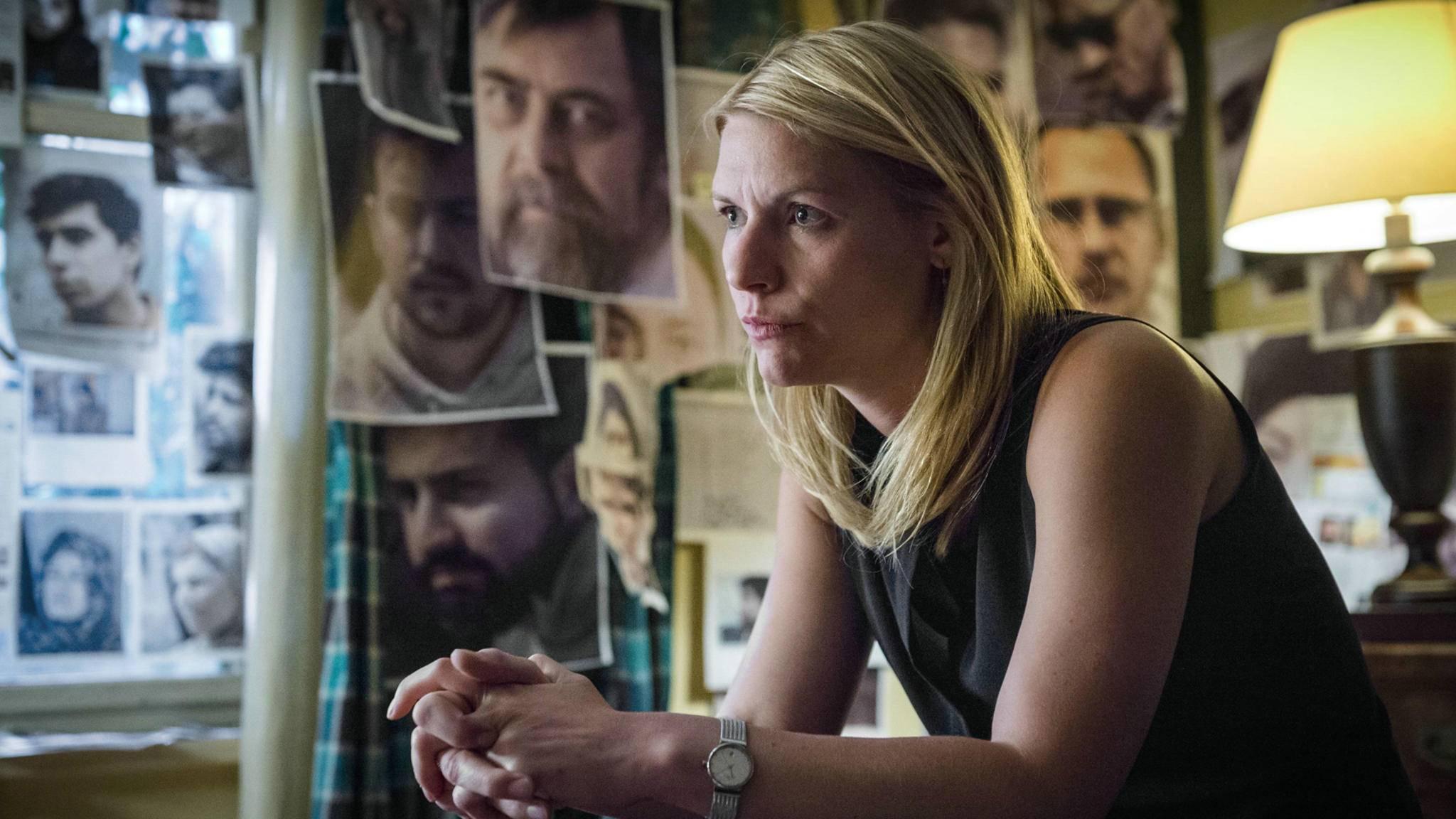 Carrie Mathison (Claire Danes) winkt bald der wohlverdiente Ruhestand.