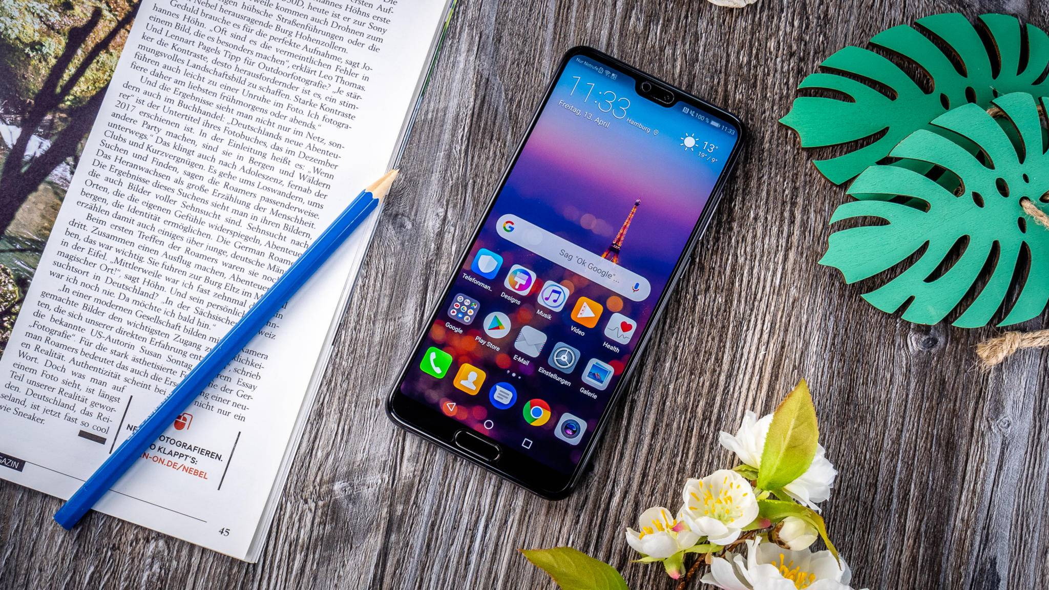Würde Huawei die Android-Lizenz verlieren, stünde wohl eine Alternative parat.