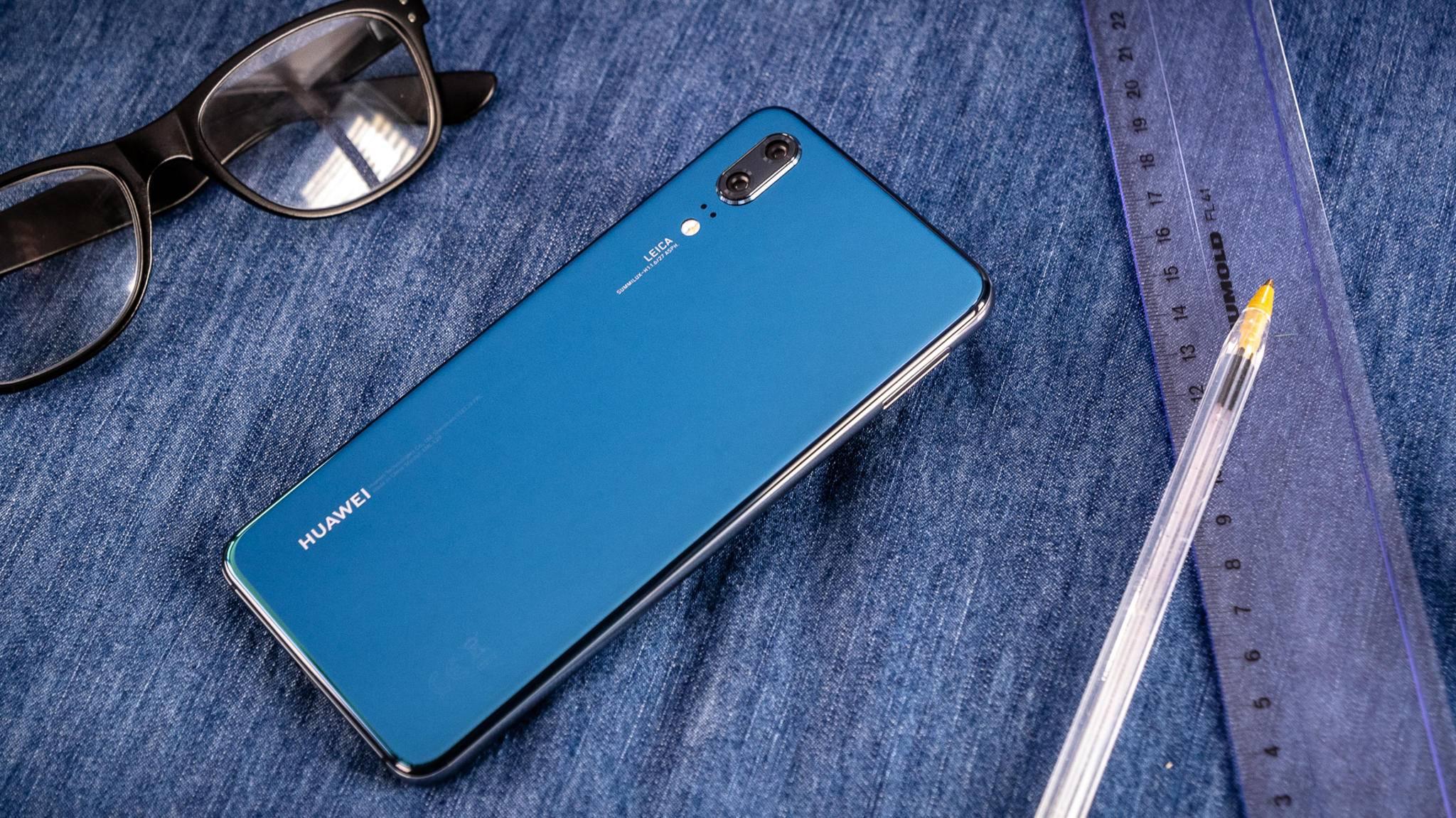 In puncto Kamera gehört das Huawei P20 zur Spitzenklasse. Jetzt wollen die Chinesen auch in den Bereichen Gaming und faltbarer Bildschirm tätig werden.