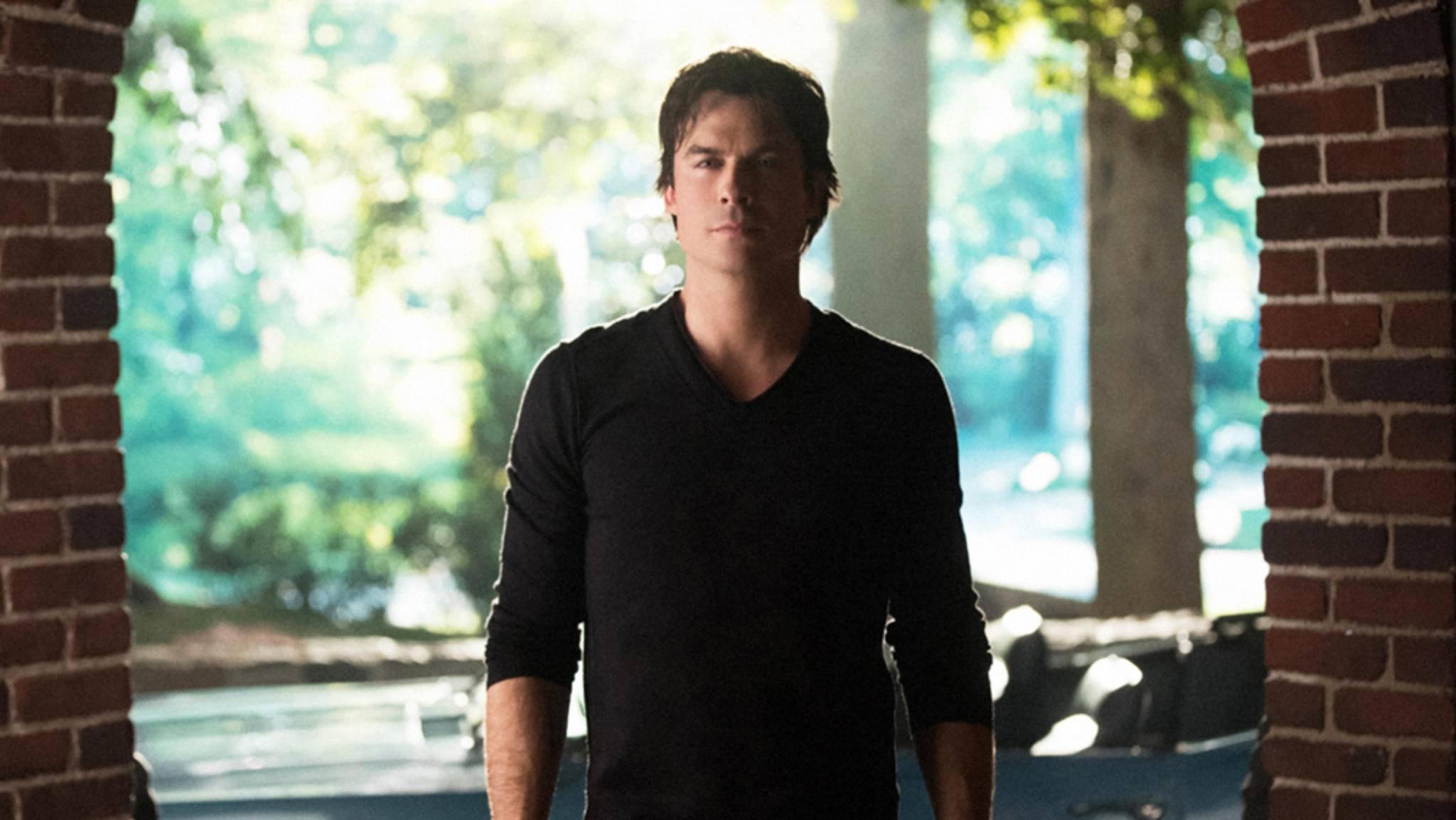 """""""Vampire Diaries""""-Fans aufgepasst: Ian Somerhalder hat wieder Blut geleckt ..."""