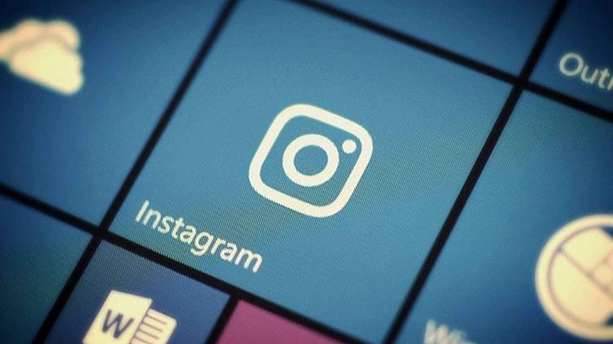 Instagram verlässt Windows 10 Mobile.