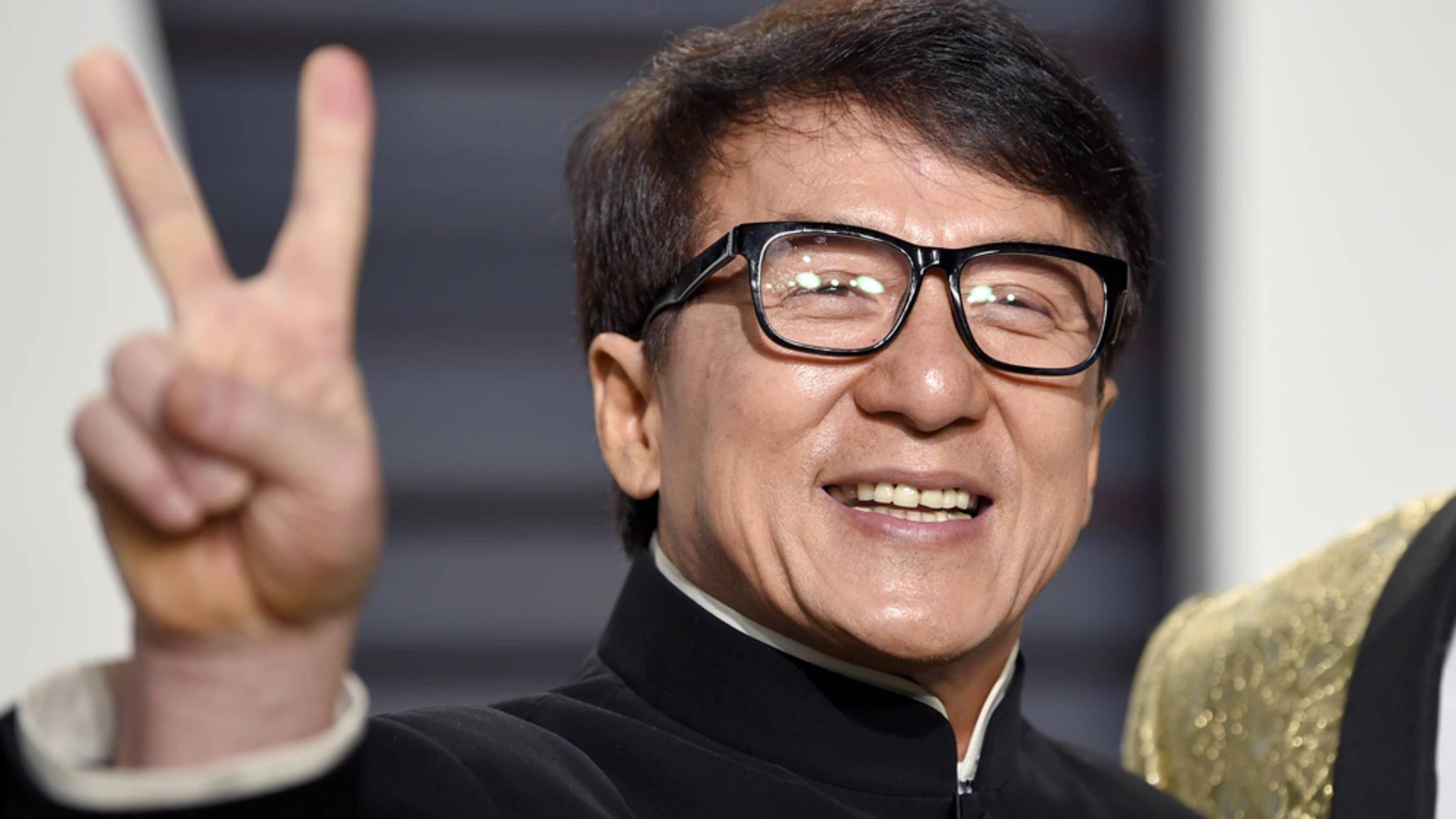 Jackie Chan begeistert auch im fortgeschrittenen Alter noch immer mit seinen Filmen.