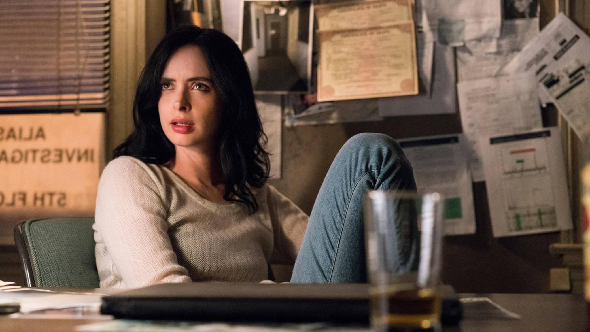 Jessica Jones ermittelt eine weitere Staffel lang auf Netflix.