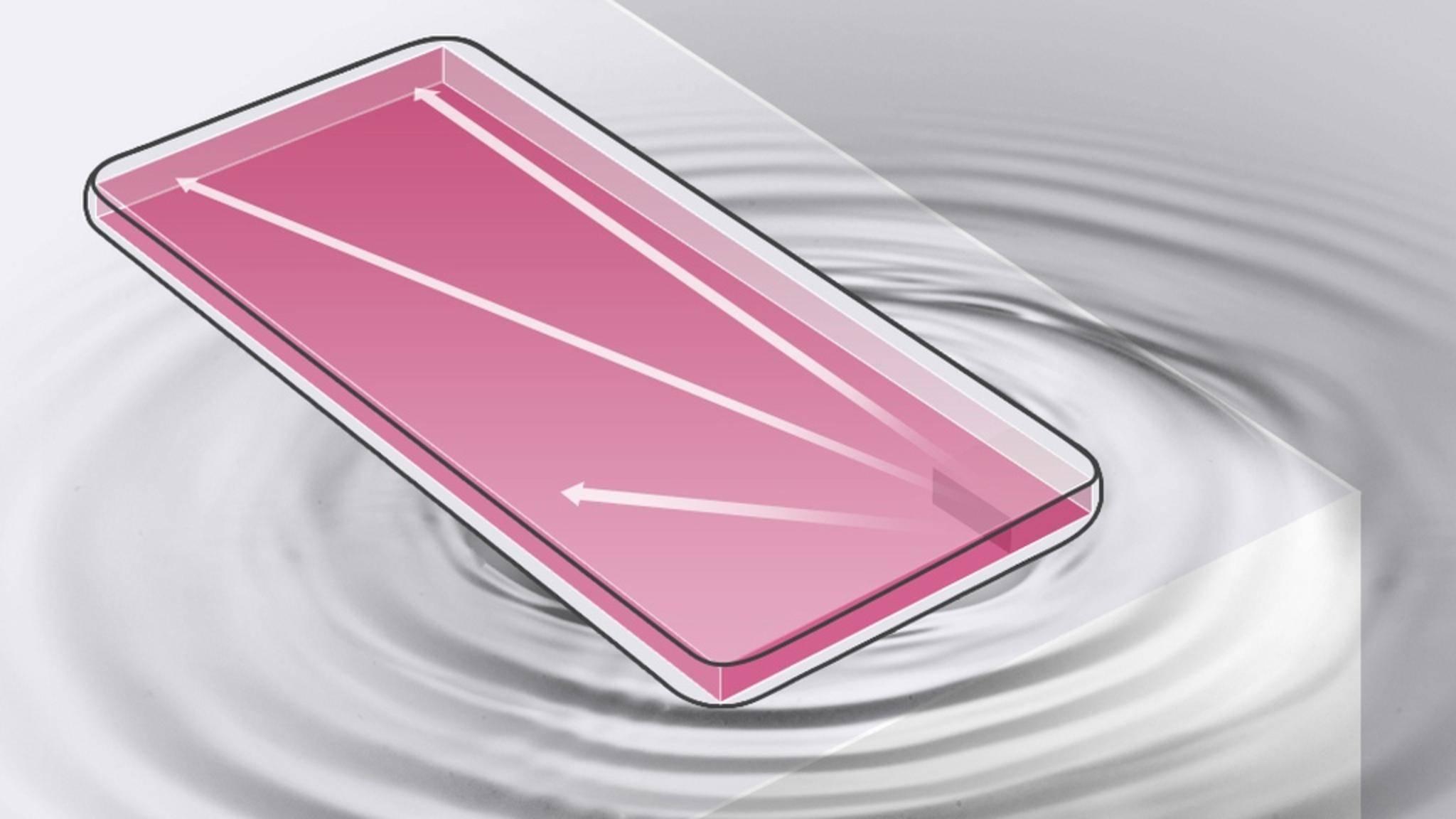"""Der """"Boombox Speaker"""" des LG G7 ThinQ wird angeblich einen mächtigen Bass liefern."""