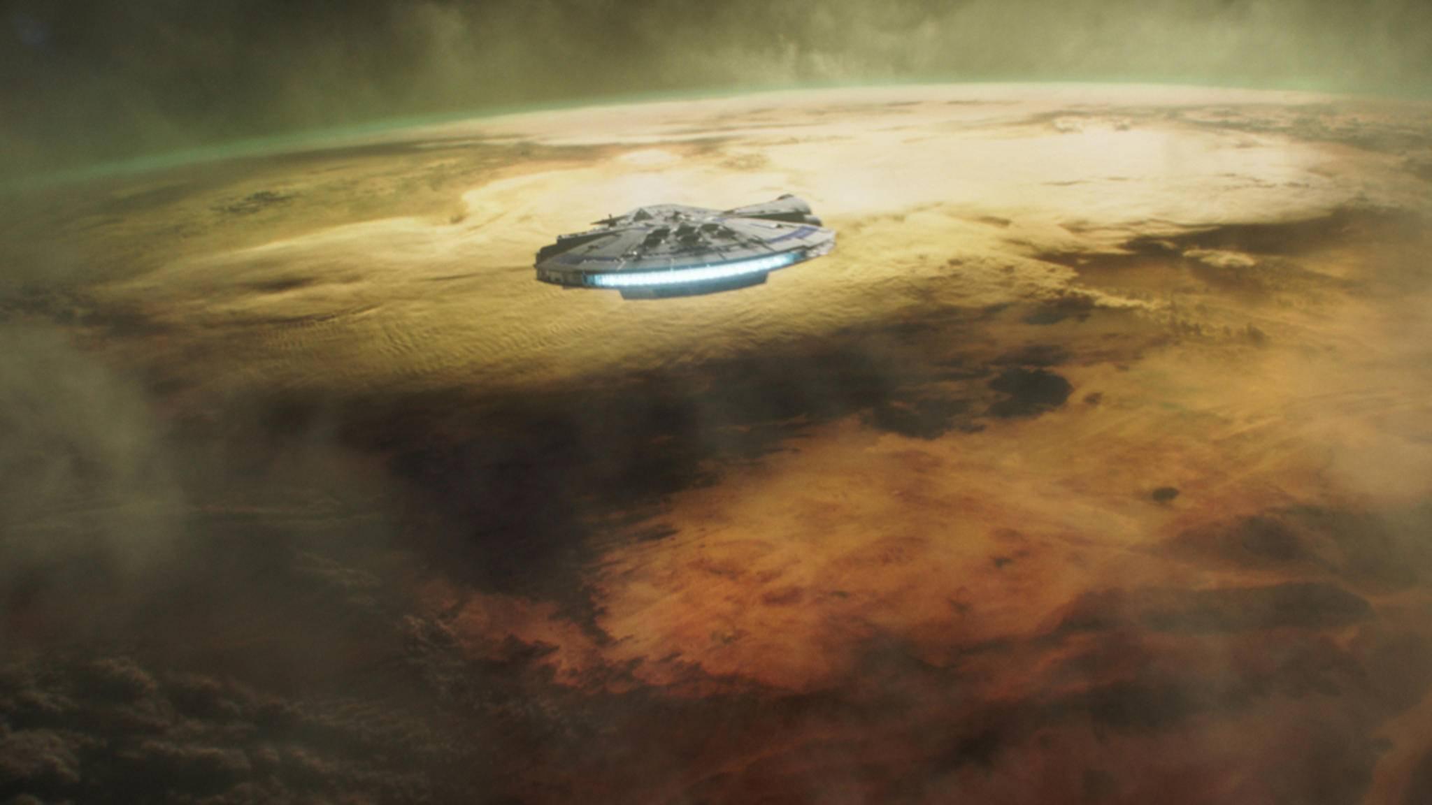 """""""Solo: A Star Wars Story"""" zu den Anfängen von Han Solo."""