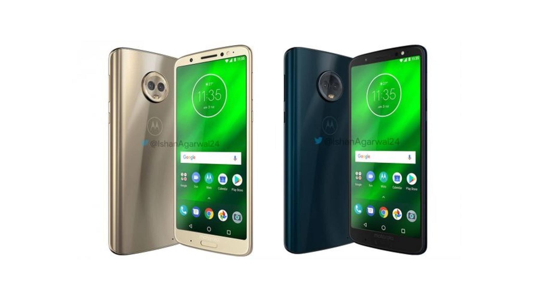 Das Motorola Moto G6 Plus ist wohl das leistungsstärkste Smartphone der Moto-G6-Serie.
