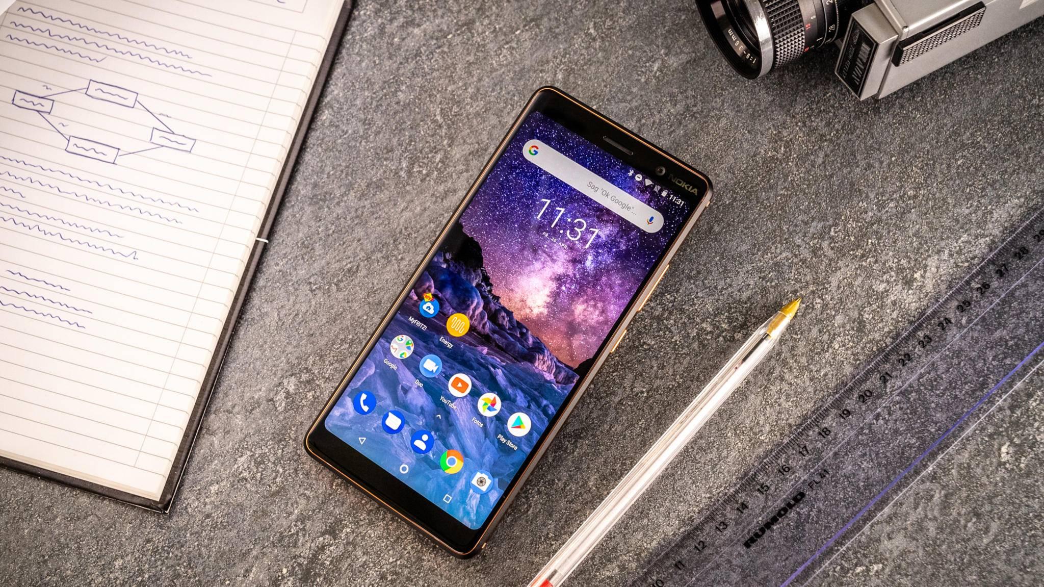 Hat das Nokia 7 Plus mehr zu bieten als ein großes Display?