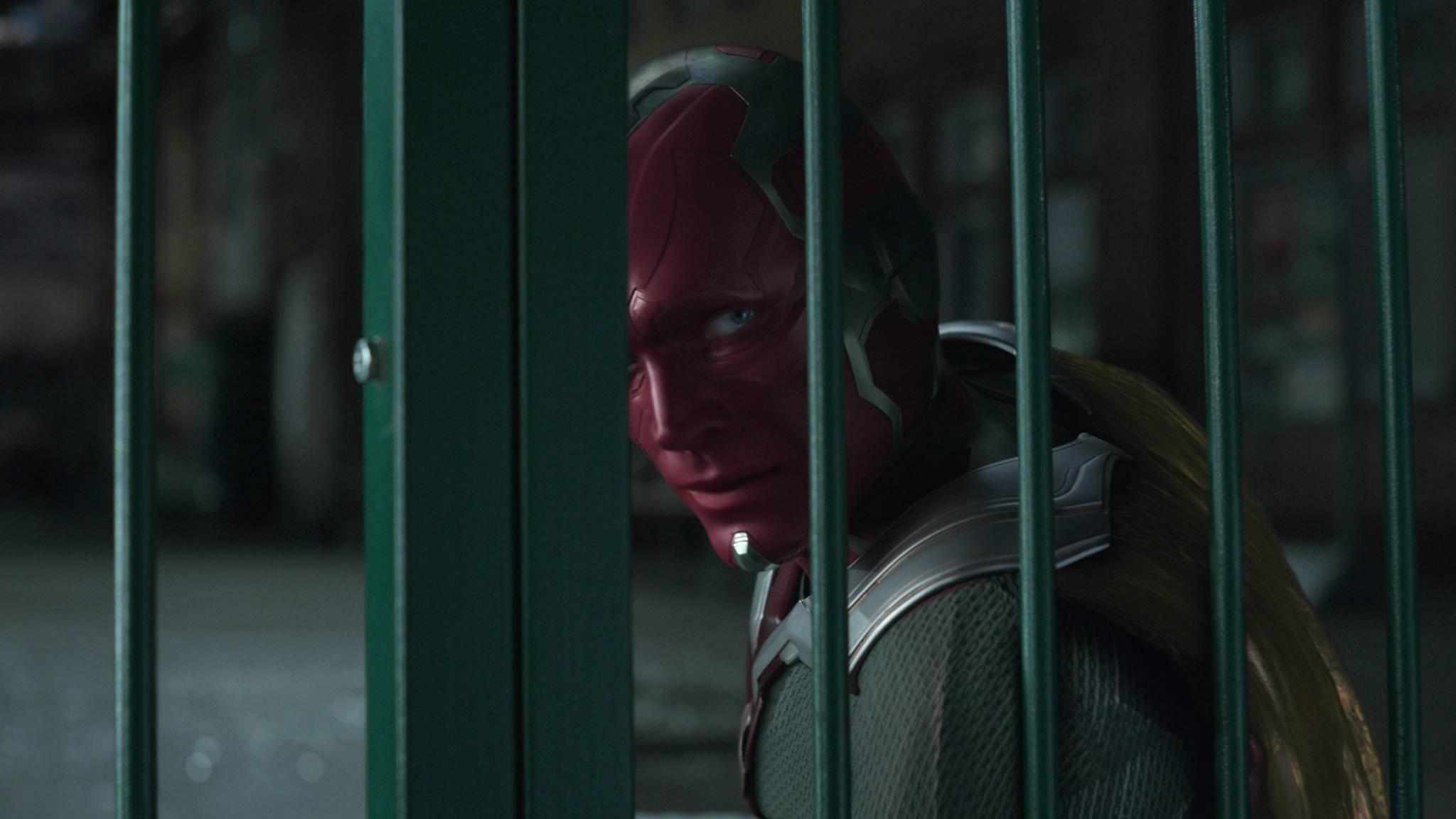 Disney+ lässt den Marvel-Helden Vision früher als gedacht loslegen.