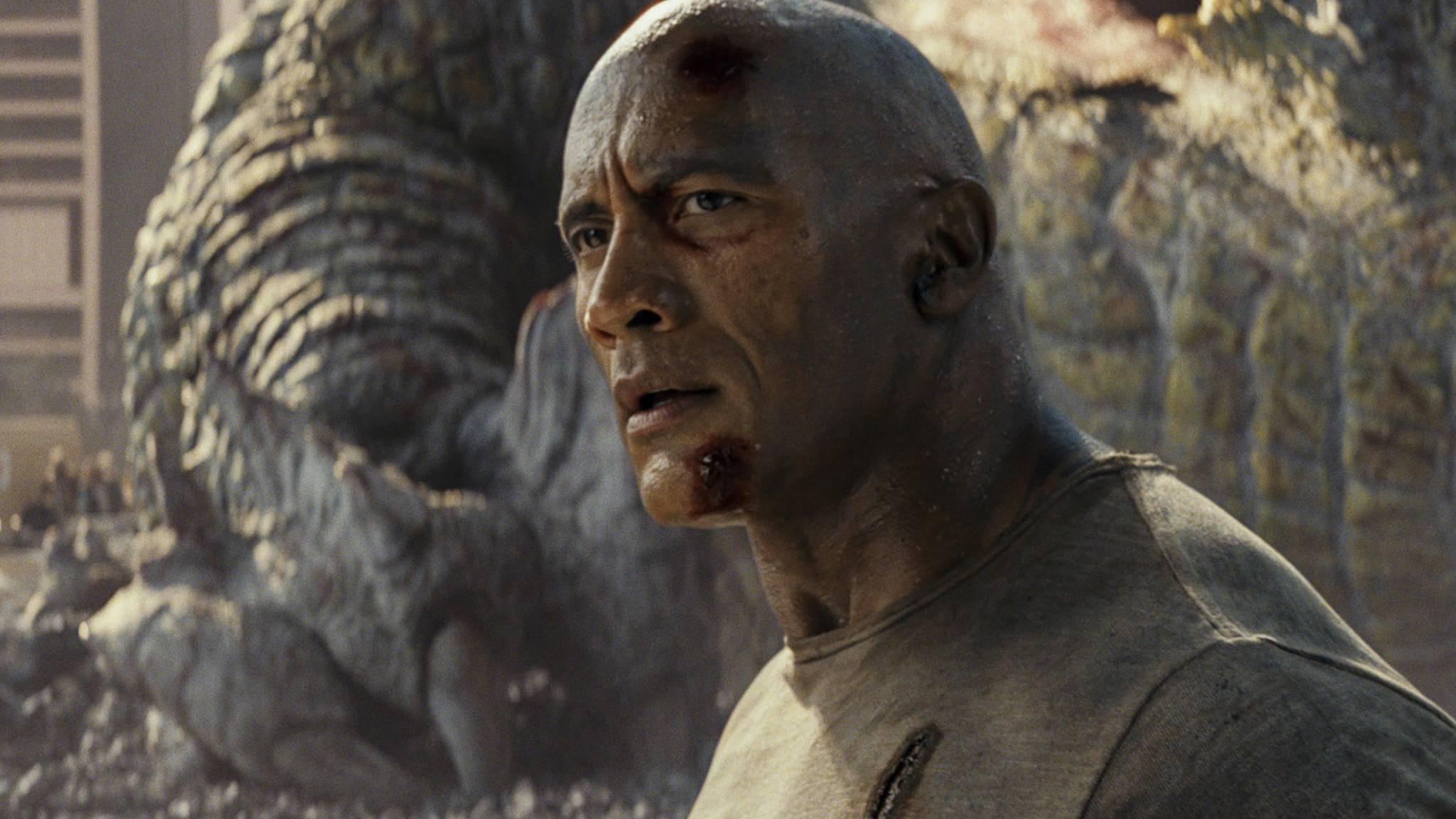 Dwayne Johnson nimmt seine Rollen- und Filmwahl nicht auf die leichte Schulter.