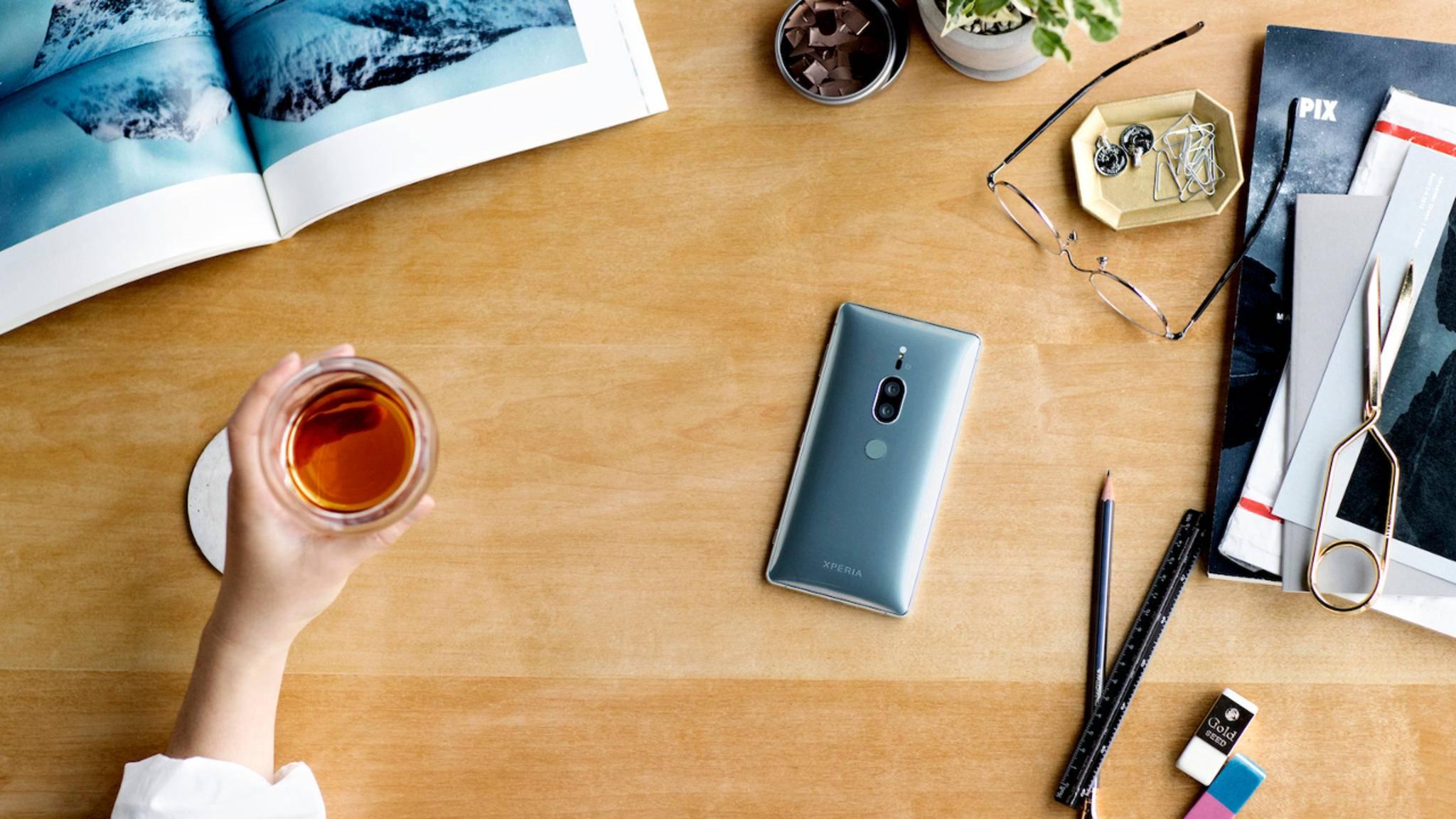 Das Sony Xperia XZ2 Premium kommt wohl nicht nach Deutschland.