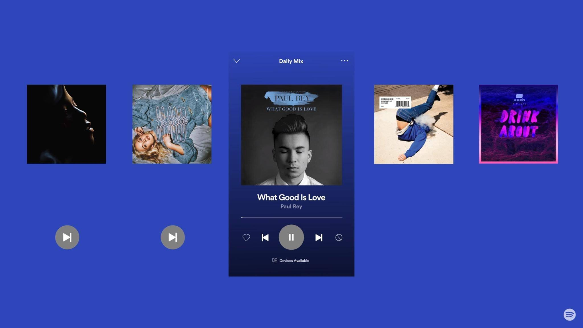 Spotify führt nun On-Demand-Playlists ein.