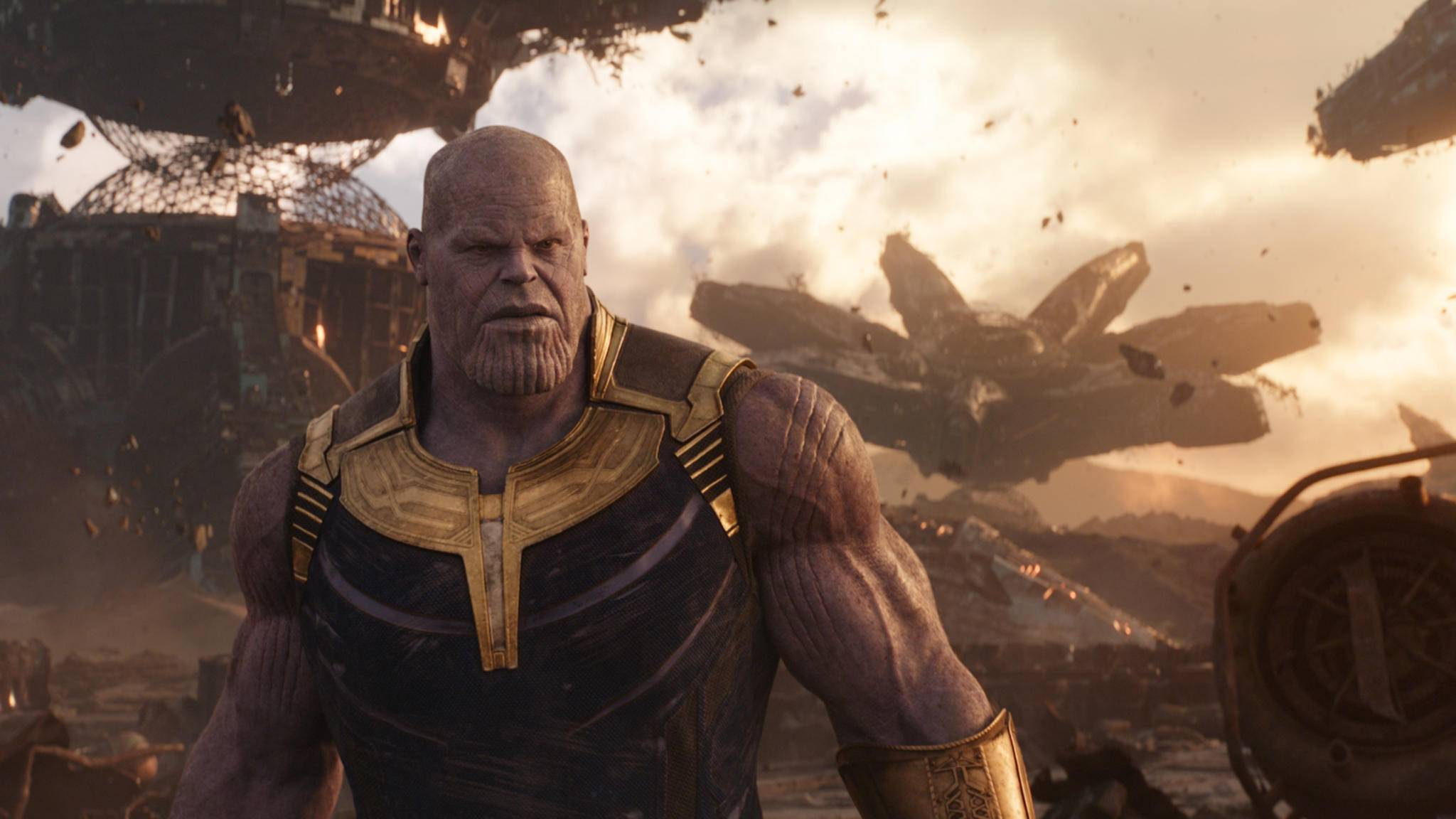 Thanos ist der erste Marvel-Schurke, der siegreich aus einem Film hervorging.