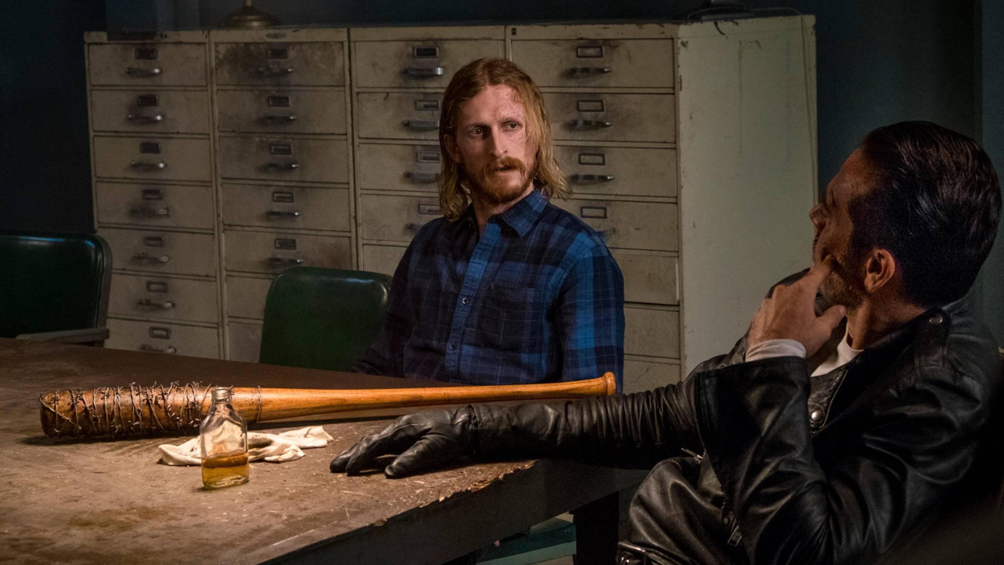 """Welcher """"The Walking Dead""""-Charakter wechselt wohl zu """"Fear the Walking Dead""""?"""