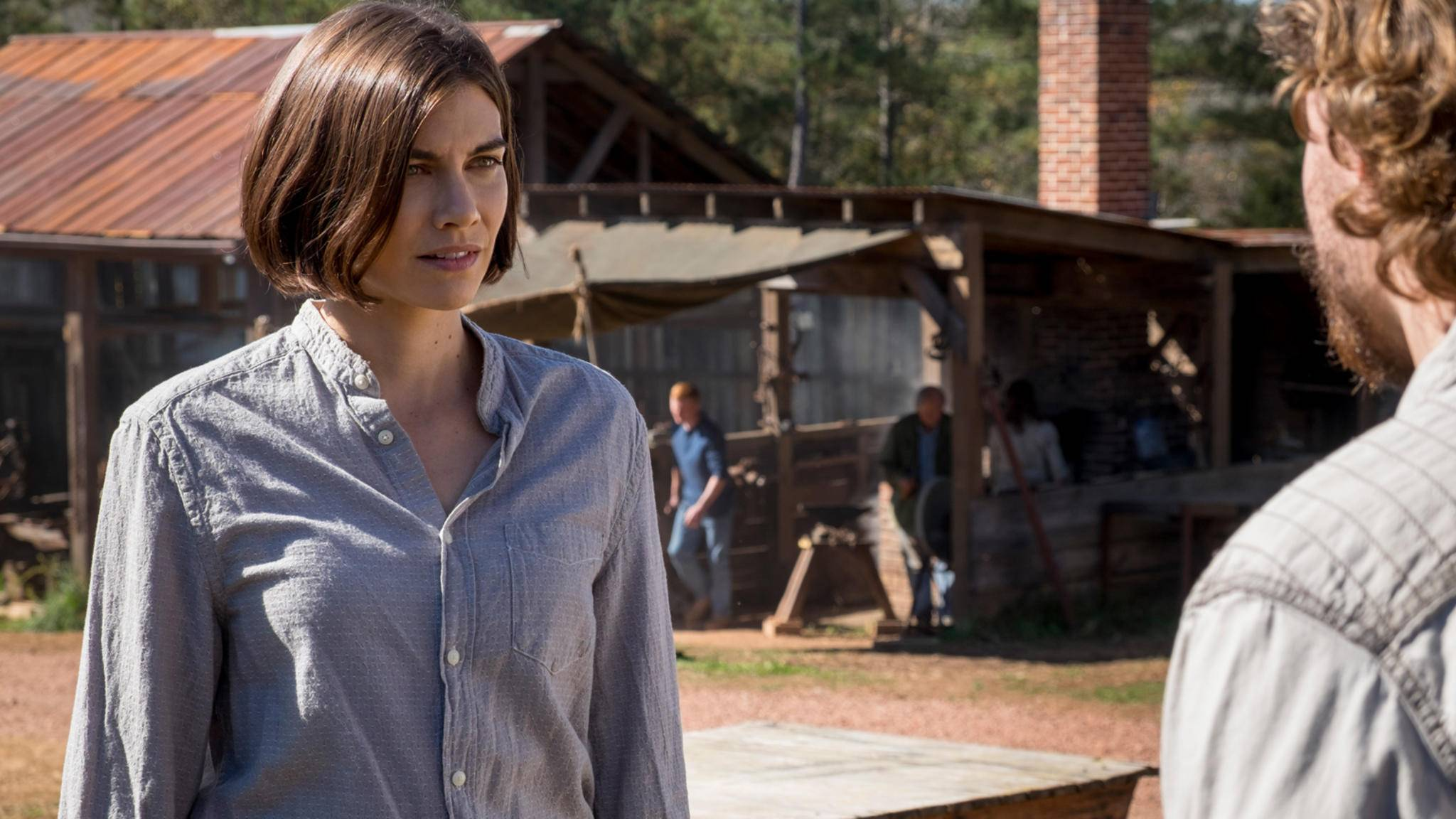 """Müssen wir uns in Staffel 9 nun doch von """"The Walking Dead""""-Liebling Maggie verabschieden?"""