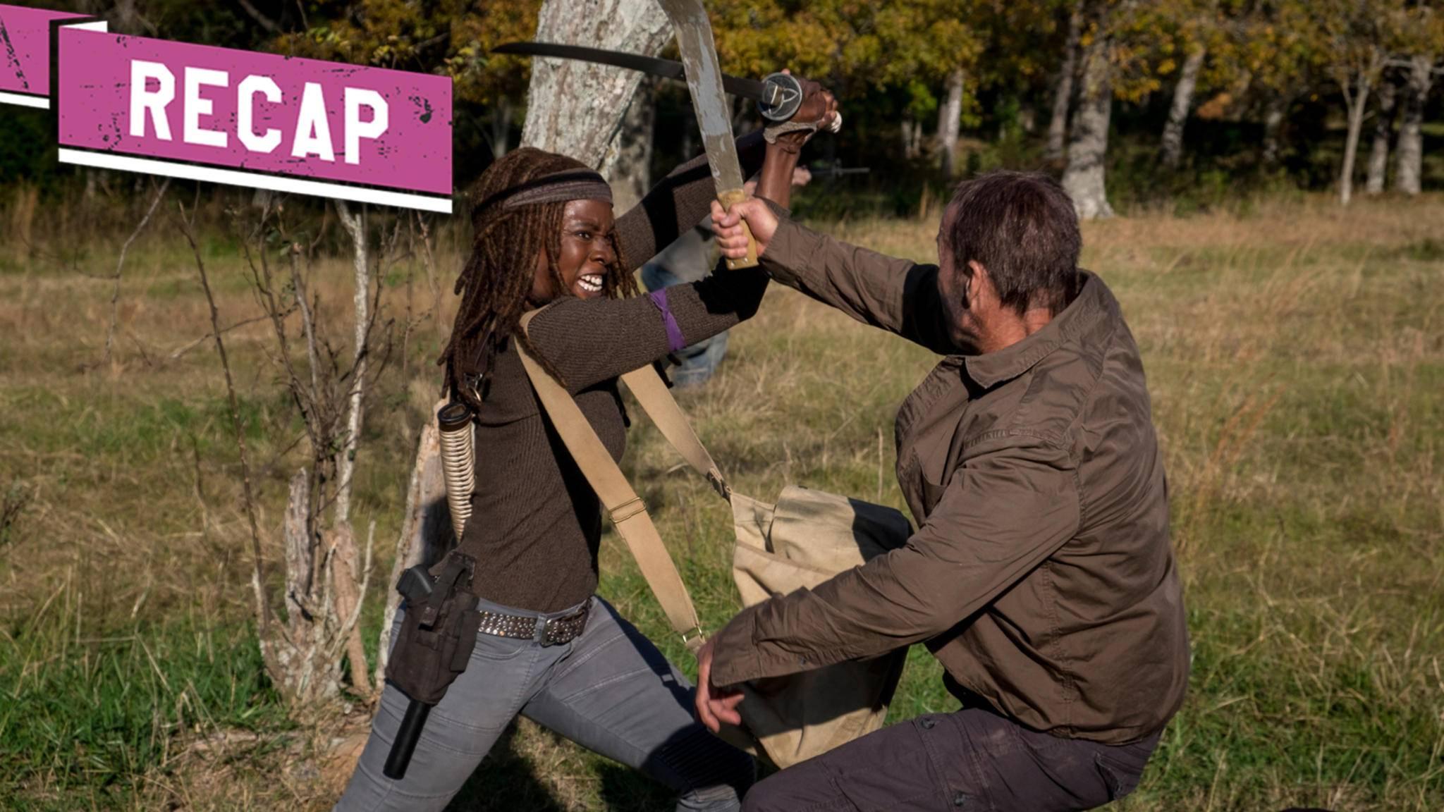 """In Episode 16 von Staffel 8 durften """"The Walking Dead""""-Fans den letzten großen Kampf Saviors vs vereinte Communitys bewundern."""