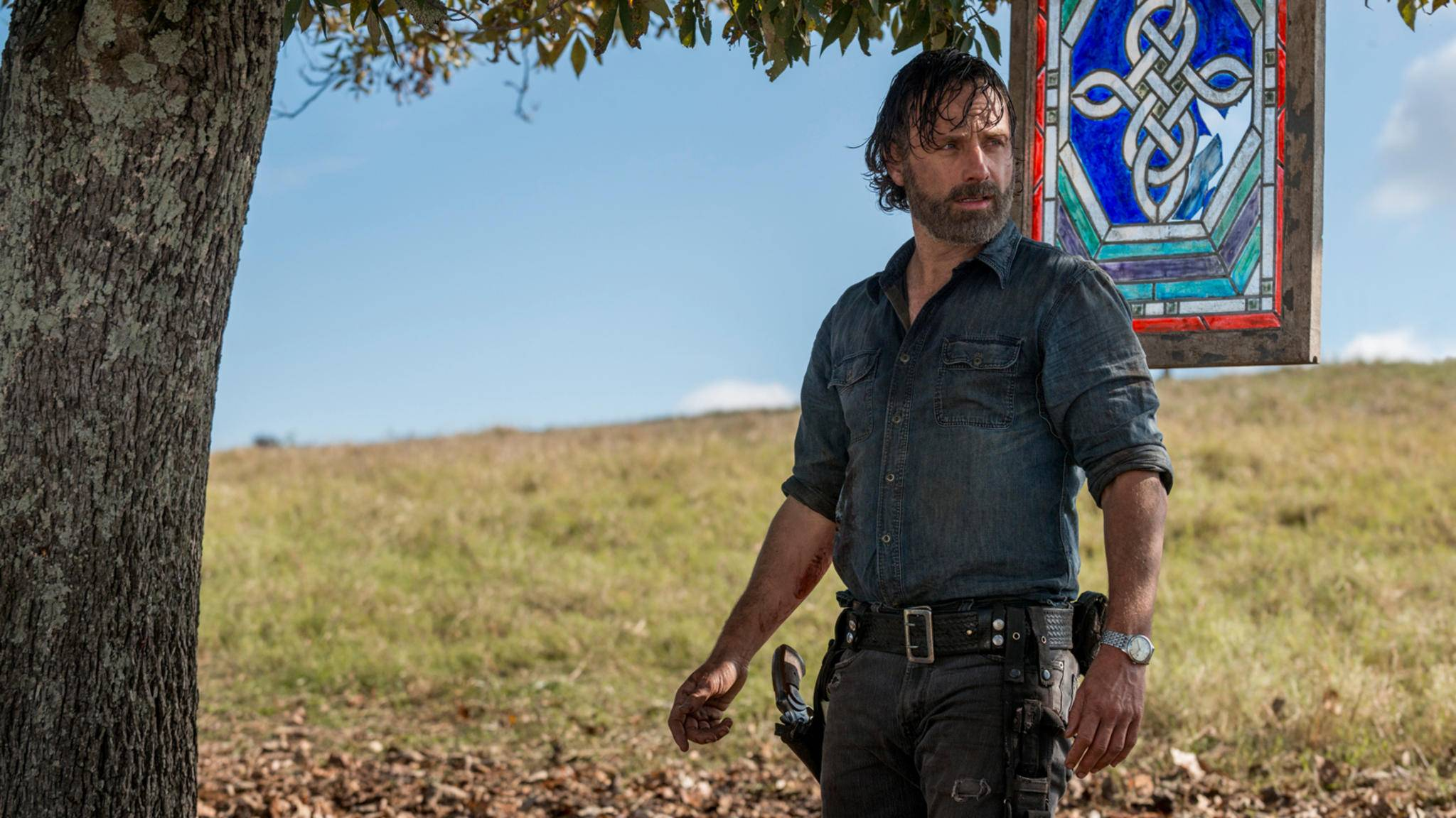 """Für Rick wird sich in Staffel 9 von """"The Walking Dead"""" (hoffentlich) einiges ändern."""