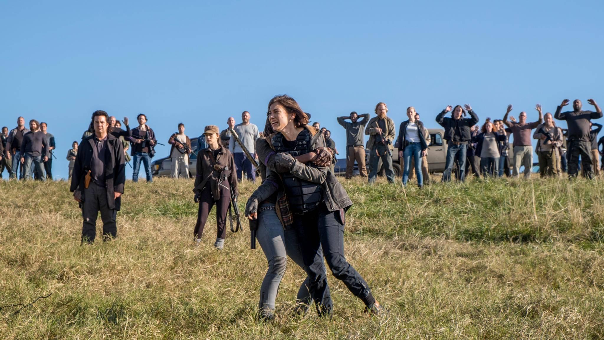 """Kein Halten mehr: Auch Maggie-Darstellerin Lauren Cohan verlässt """"The Walking Dead""""."""