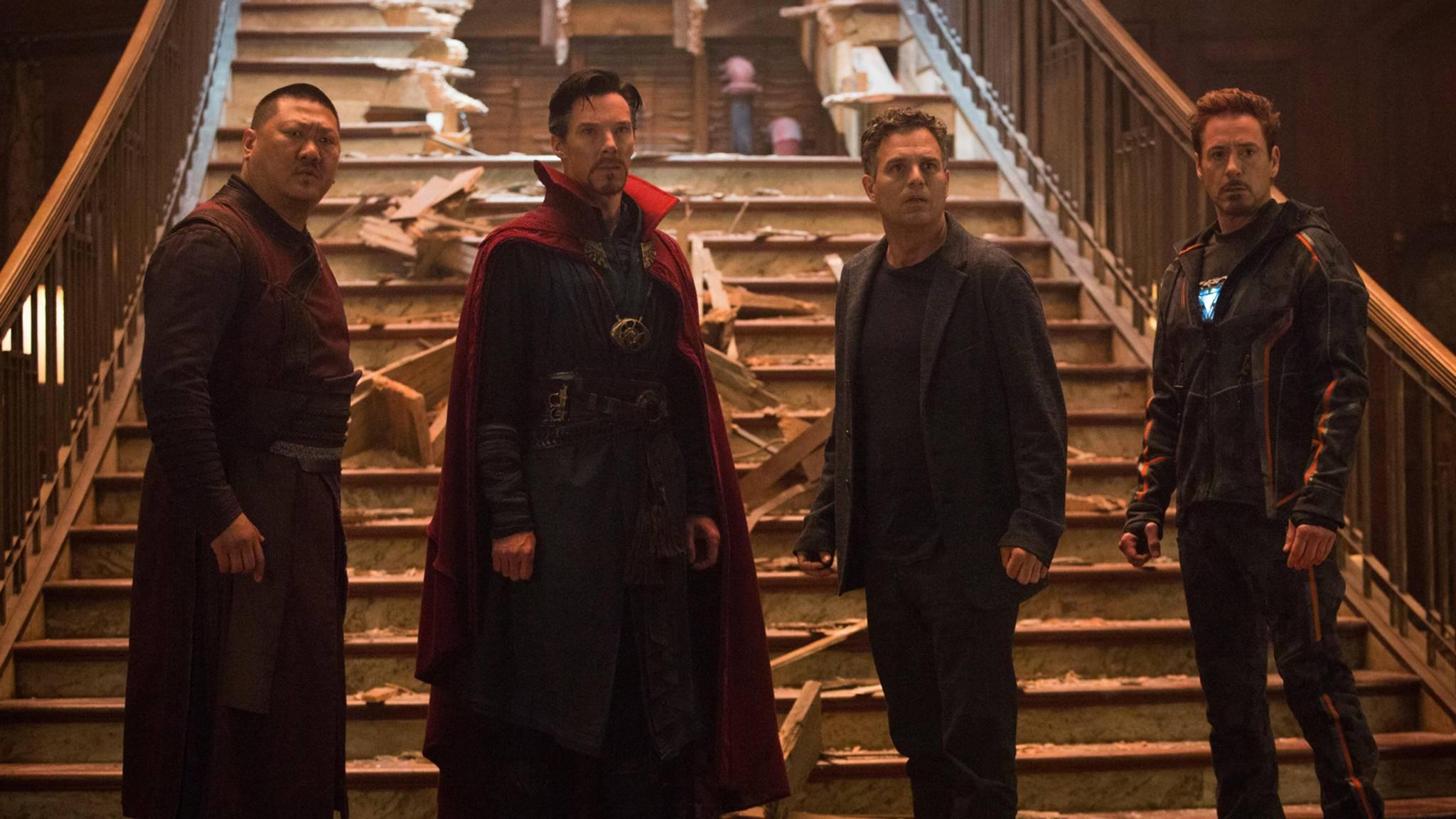 """Das hättet ihr wohl nicht gedacht, was? Die Fans nutzen Marvels Gag, um Mark Ruffalo den wahren Titel von """"Avengers 4"""" zu entlocken."""