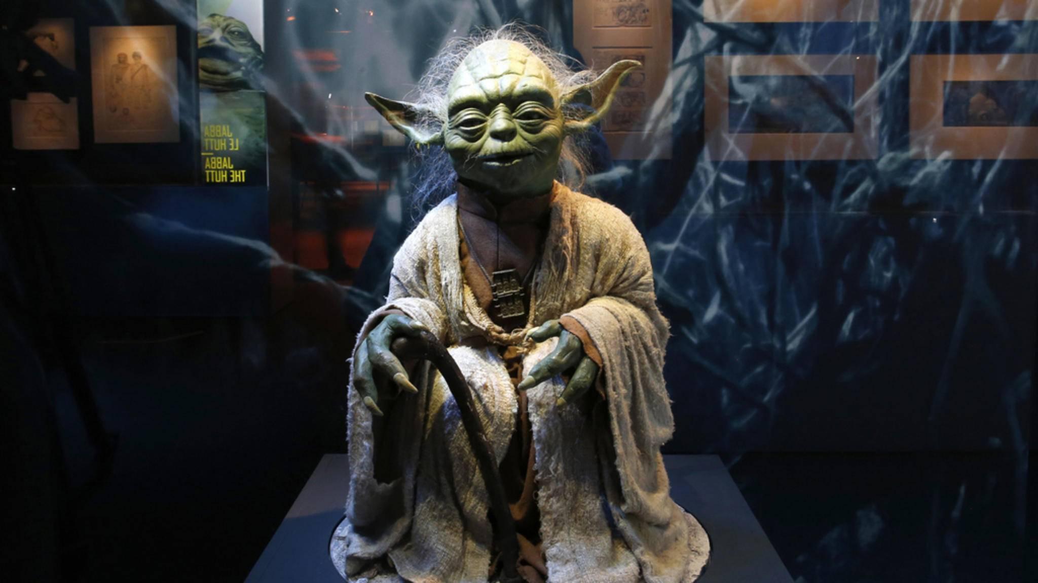 """Offenbar werden wir Meister Yoda in """"Star Wars 9"""" wieder auf der großen Leinwand bewundern können."""