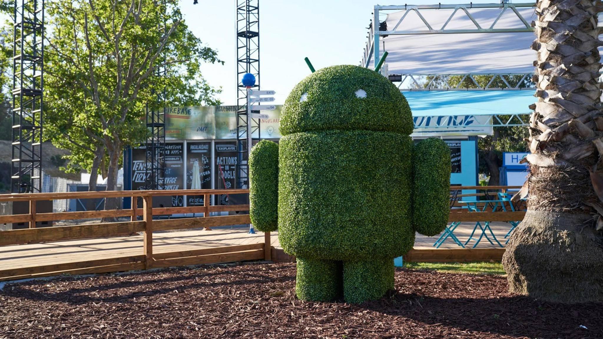 Neue Android-Versionen beschränken sich meist auf die Optimierung von Hintergrundprozessen.