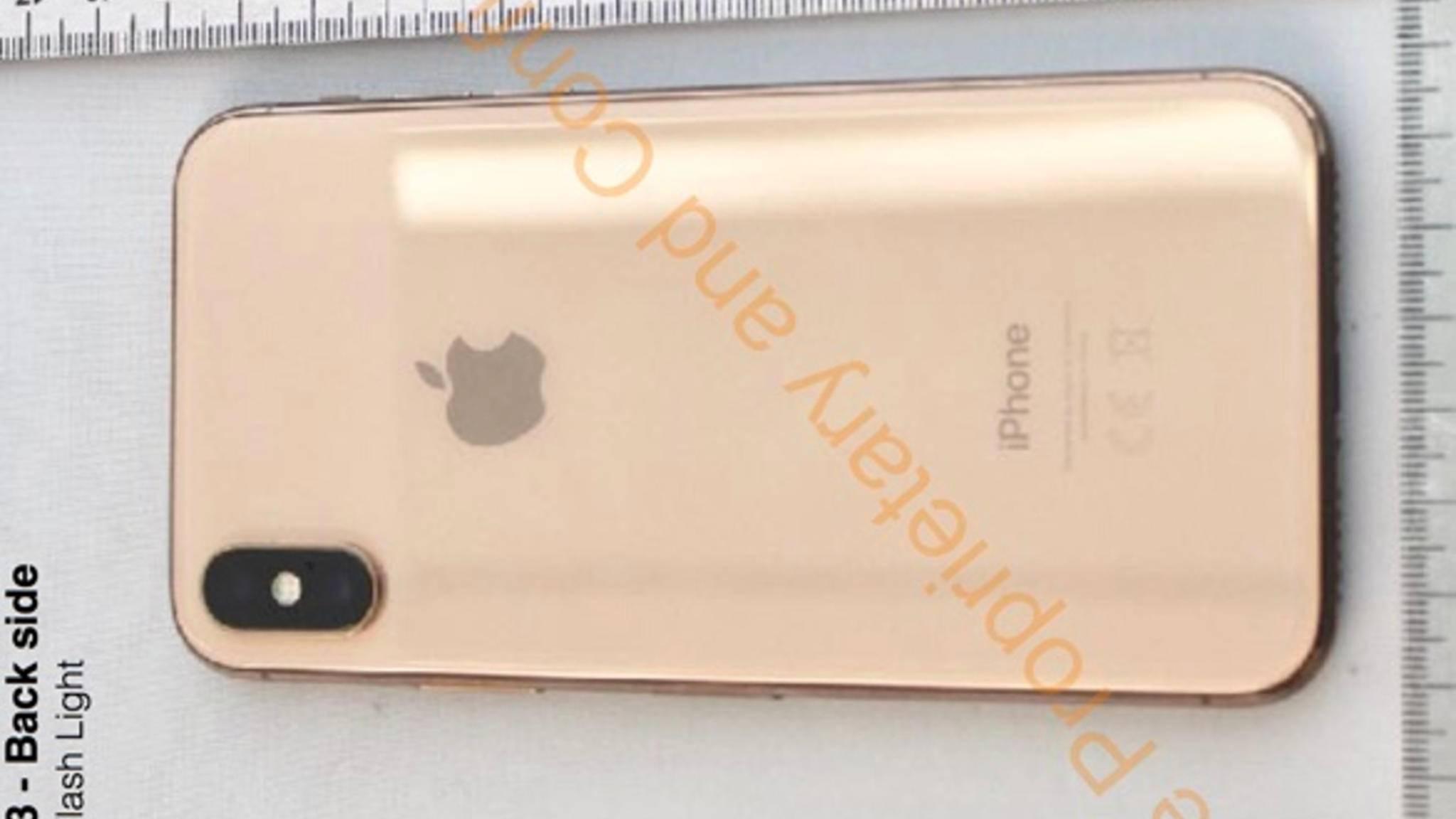 Das iPhone X gibt es offiziell nur in Space Grau und Silber.