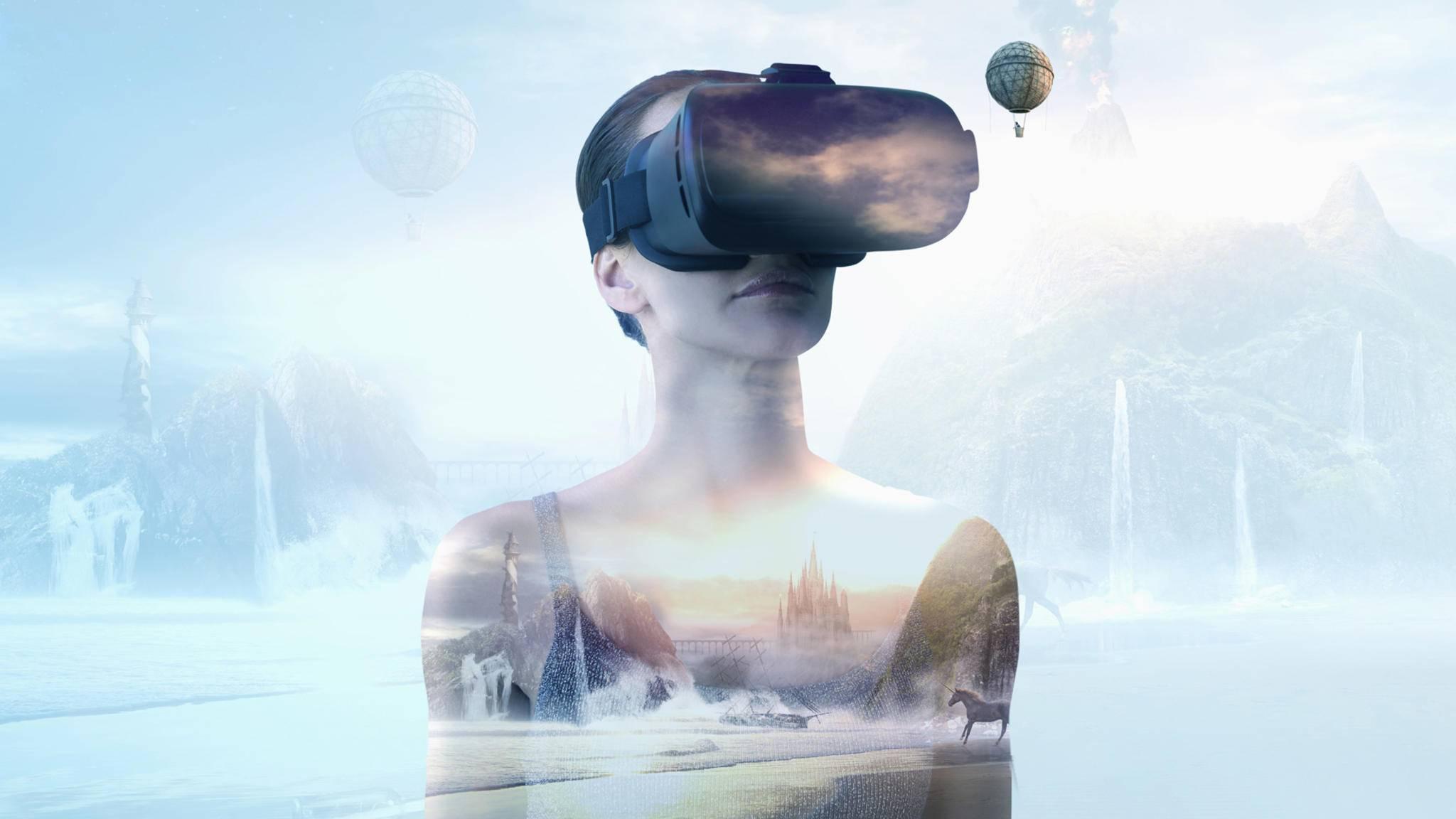 Apple soll an einem VR- und AR-Headset arbeiten, das unabhängig von PC und Smartphone funktioniert.