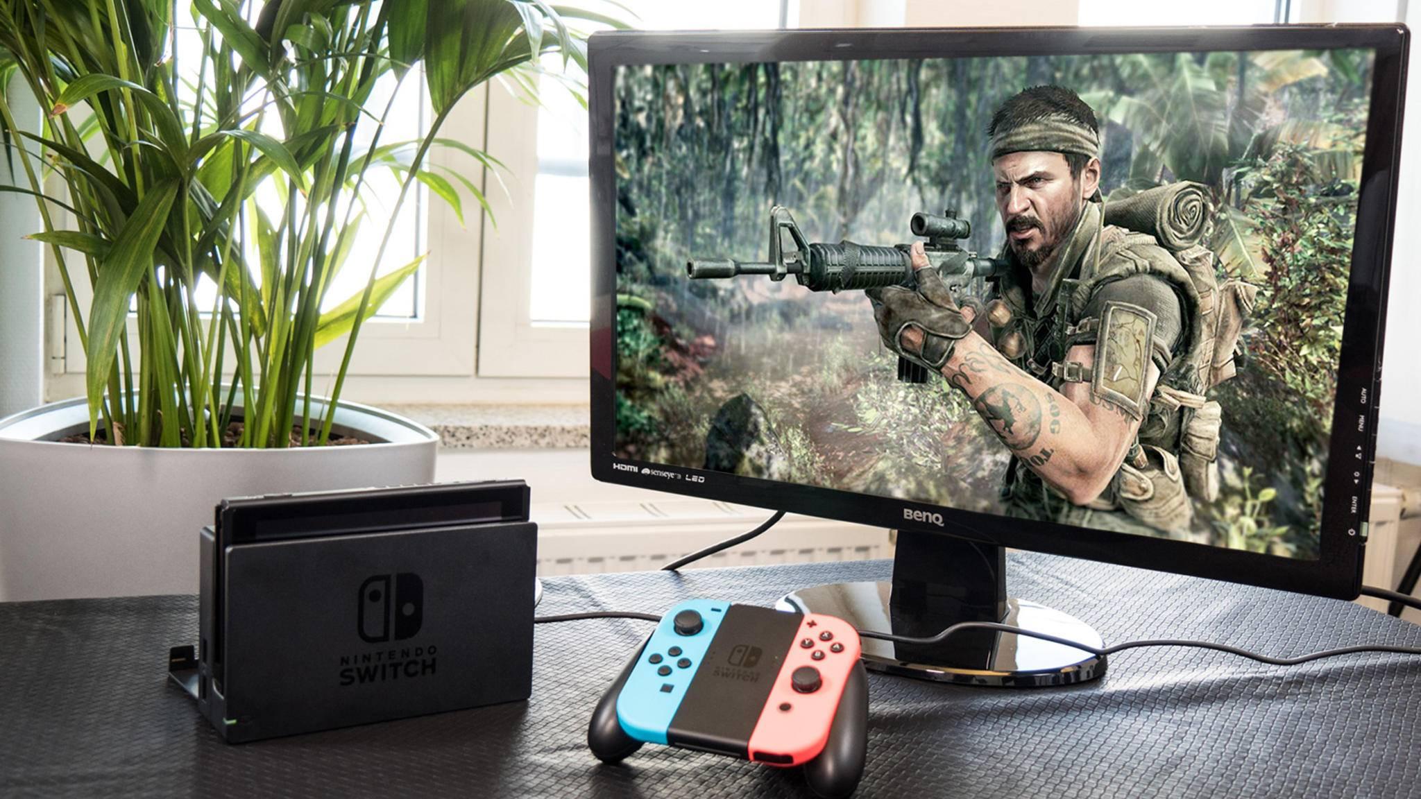 """Wird es ein Batte Royale von """"Call of Duty: Black Ops 4"""" auf der Nintendo Switch geben?"""