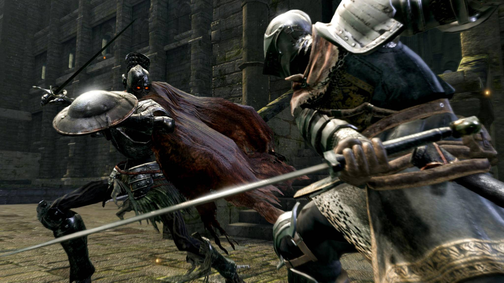 """""""Dark Souls: Remastered"""" bekommt vor dem Release eine Multiplayer-Beta."""