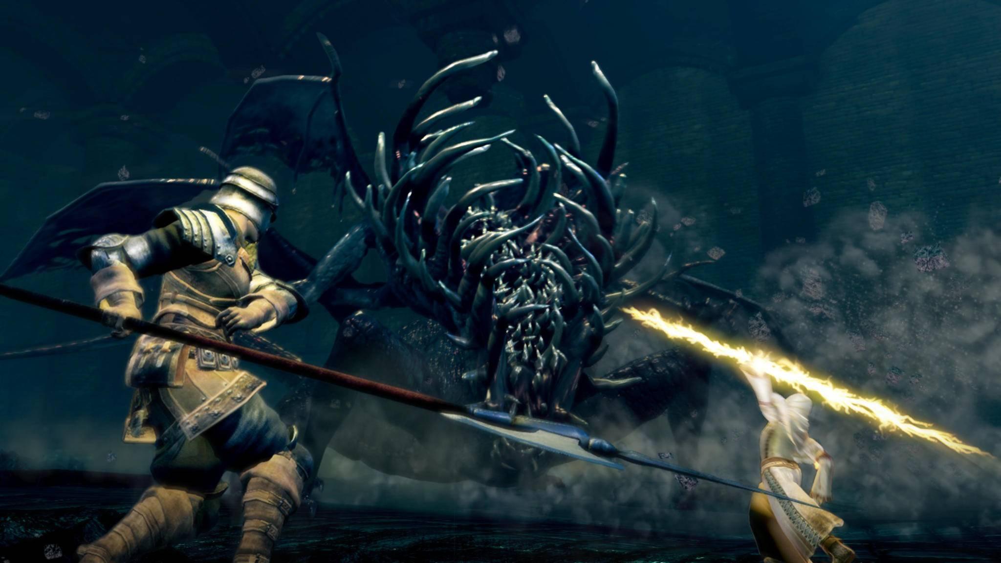"""Am 19. Oktober kommt """"Dark Souls: Remastered"""" endlich auf die Switch."""