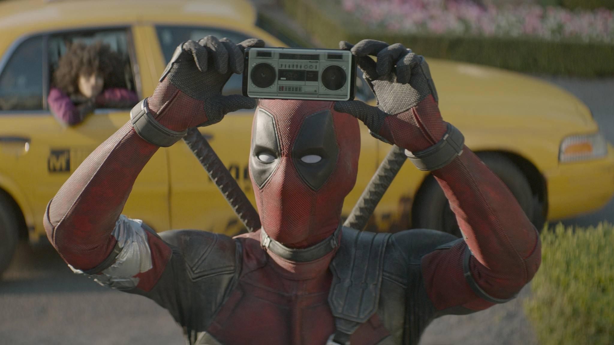 """Deadpool hält es wie Paulchen Panther: """"Heute ist nicht alle Tage. Ich komm' wieder, keine Frage."""" Vielleicht sogar ohne R-Rating?"""