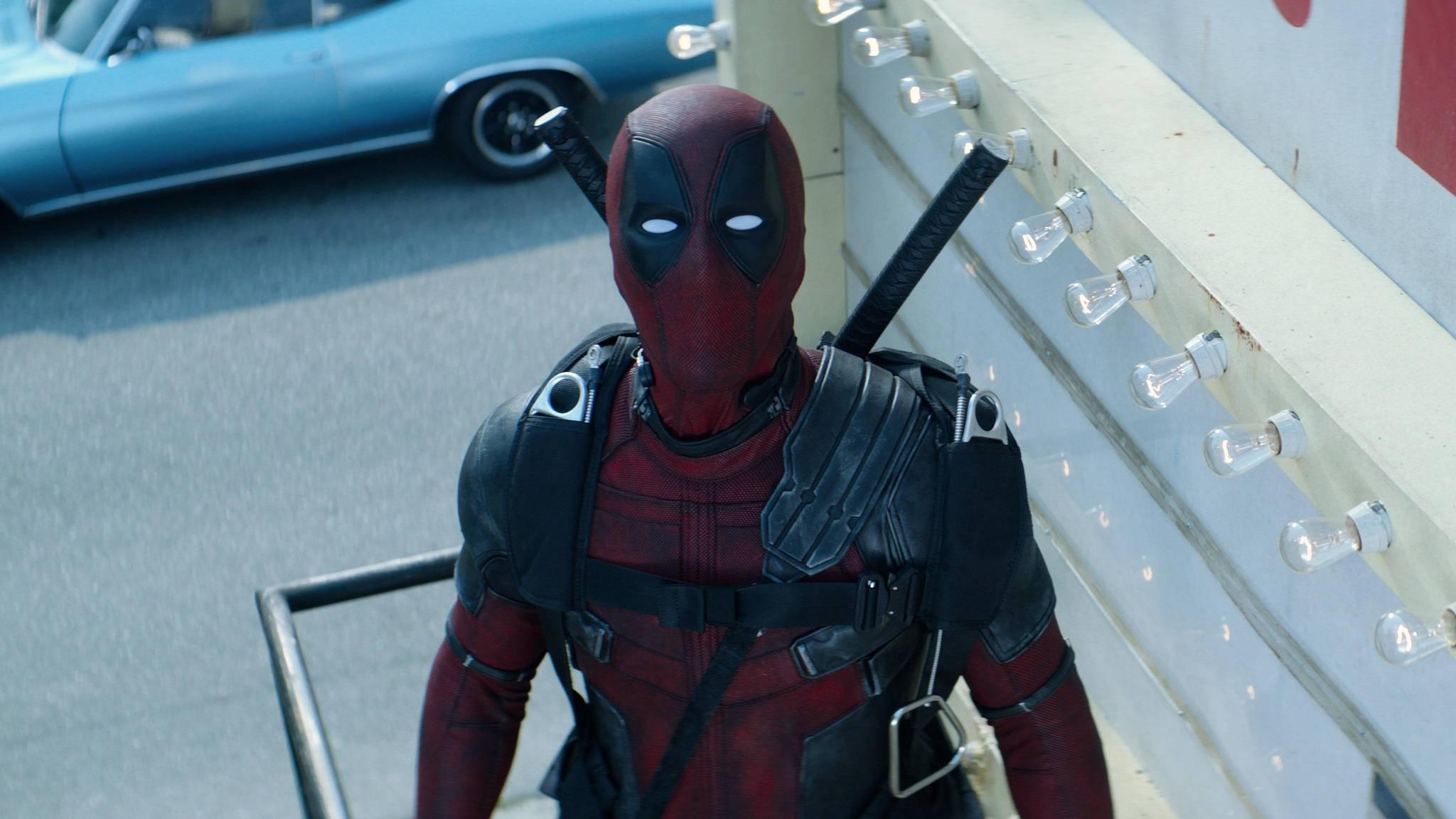 """Im September erscheint """"Deadpool 2"""" auf Blu-ray und DVD – und bis dahin kapert der Söldner einfach die Cover beliebter Kultfilme."""