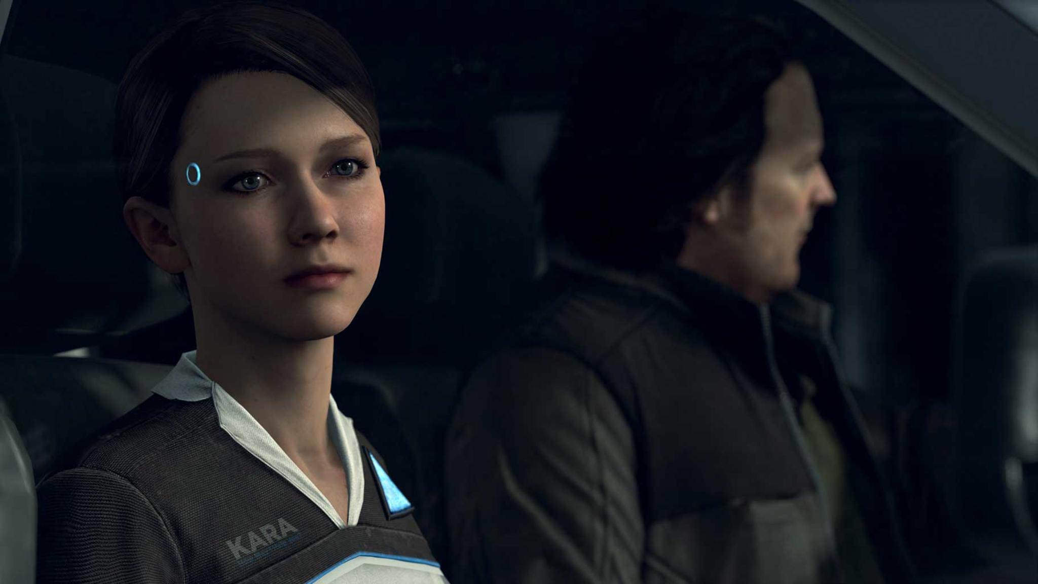 """""""Detroit: Become Human"""": Gibt's das Story-Abenteuer auch für PC und Xbox One?"""