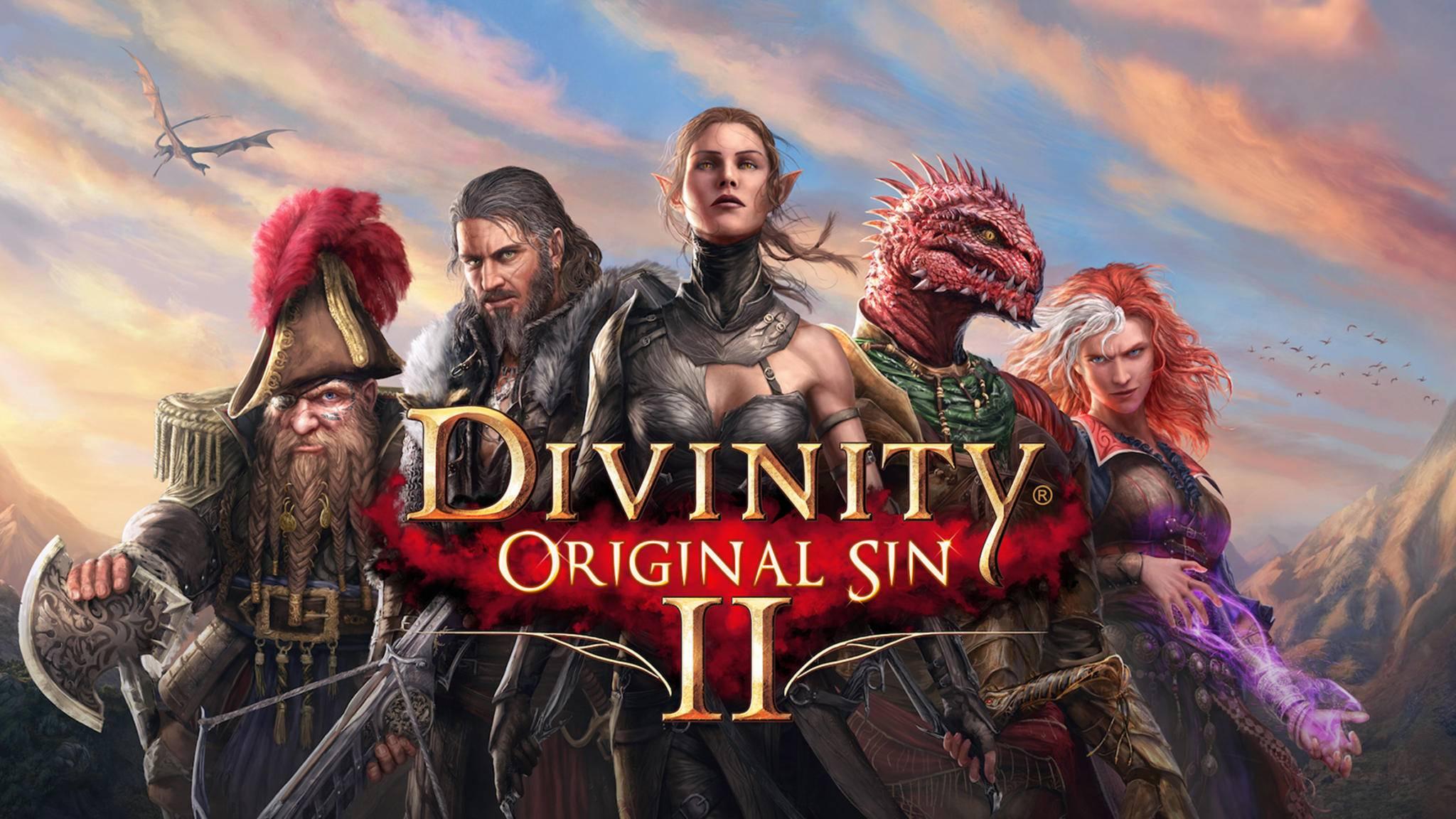 """""""Divinity: Original Sin 2"""" kommt im August auf Xbox One und PS4."""