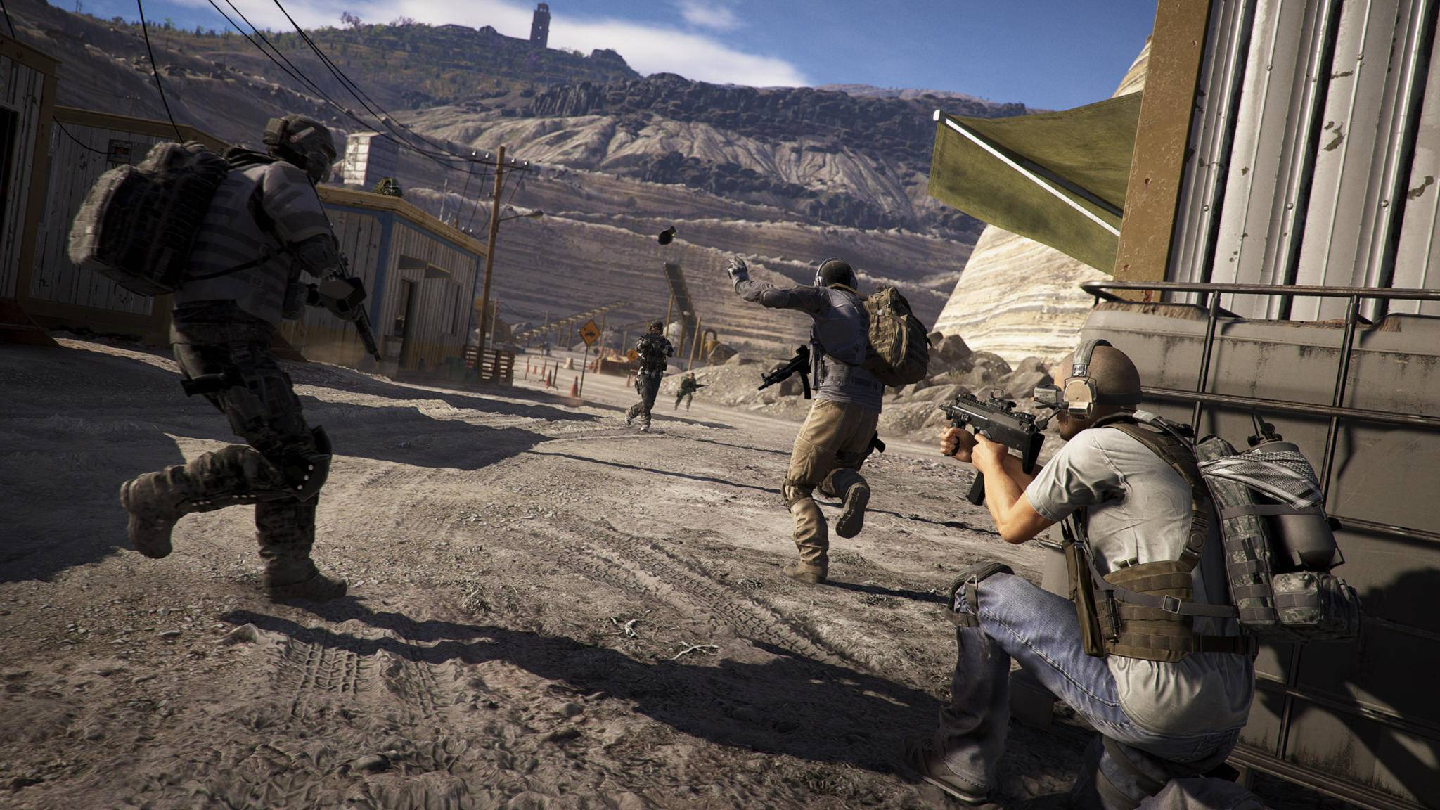 """""""Ghost War"""" ist der kompetitive Multiplayer von """"Ghost Recon Wildlands"""" und erfordert ein besonders taktisches Vorgehen."""