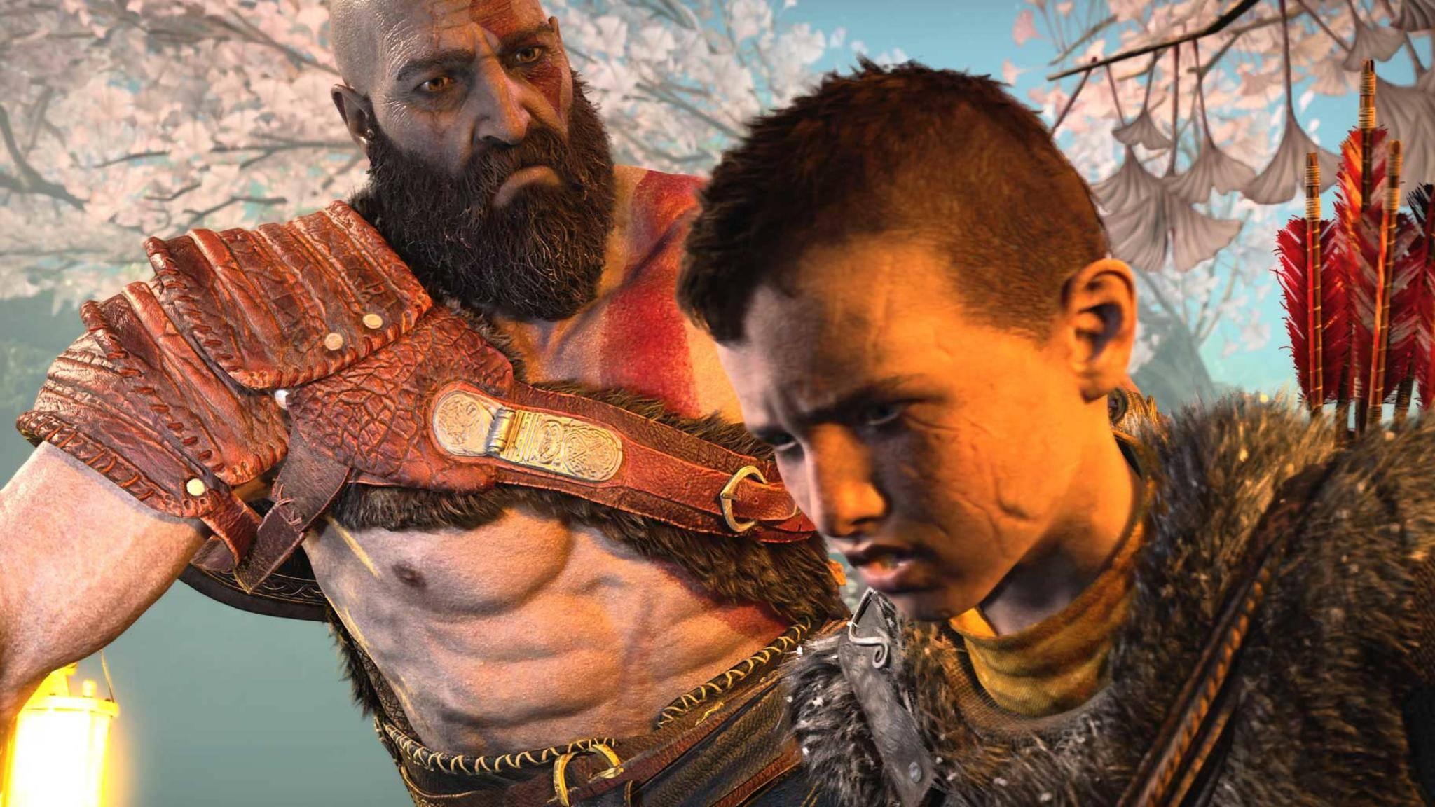 """Keine Frage: """"God of War"""" sieht gut aus – aber der Unterschied zwischen 4K-Grafik und 1080p ist kleiner als erwartet."""