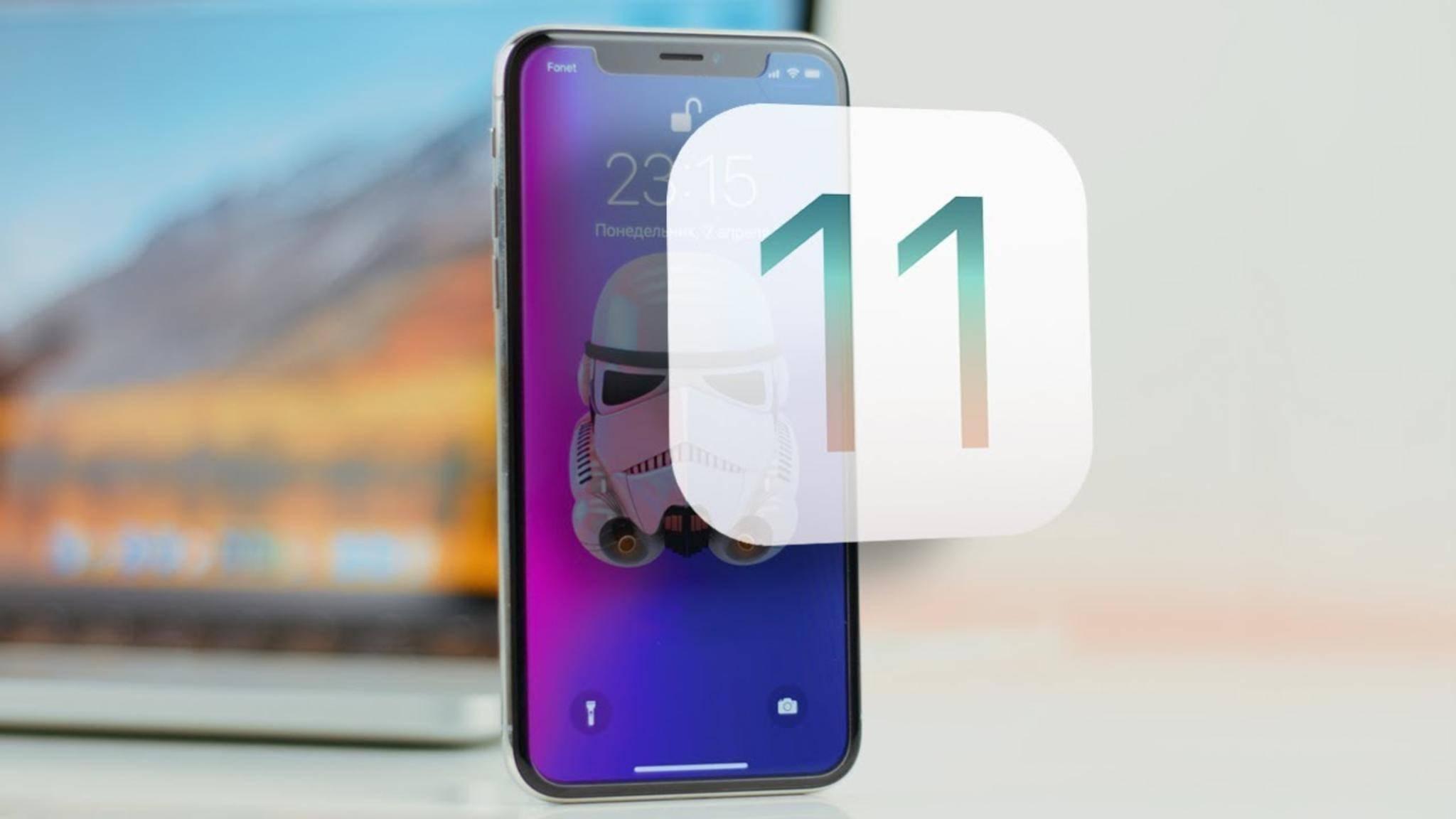 Die erste Beta-Version von iOS 11.4 ist da!