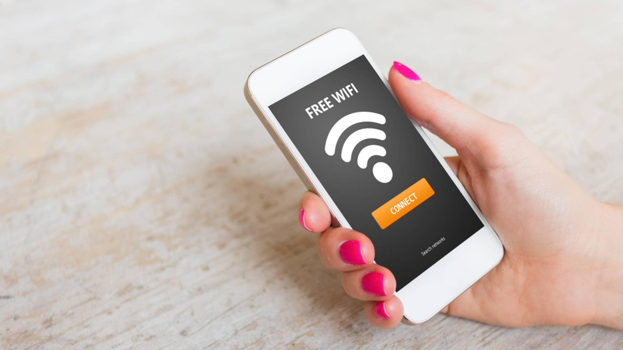 Hat Dein iPhone WLAN-Probleme, solltest Du es mal mit diesen Tipps versuchen.