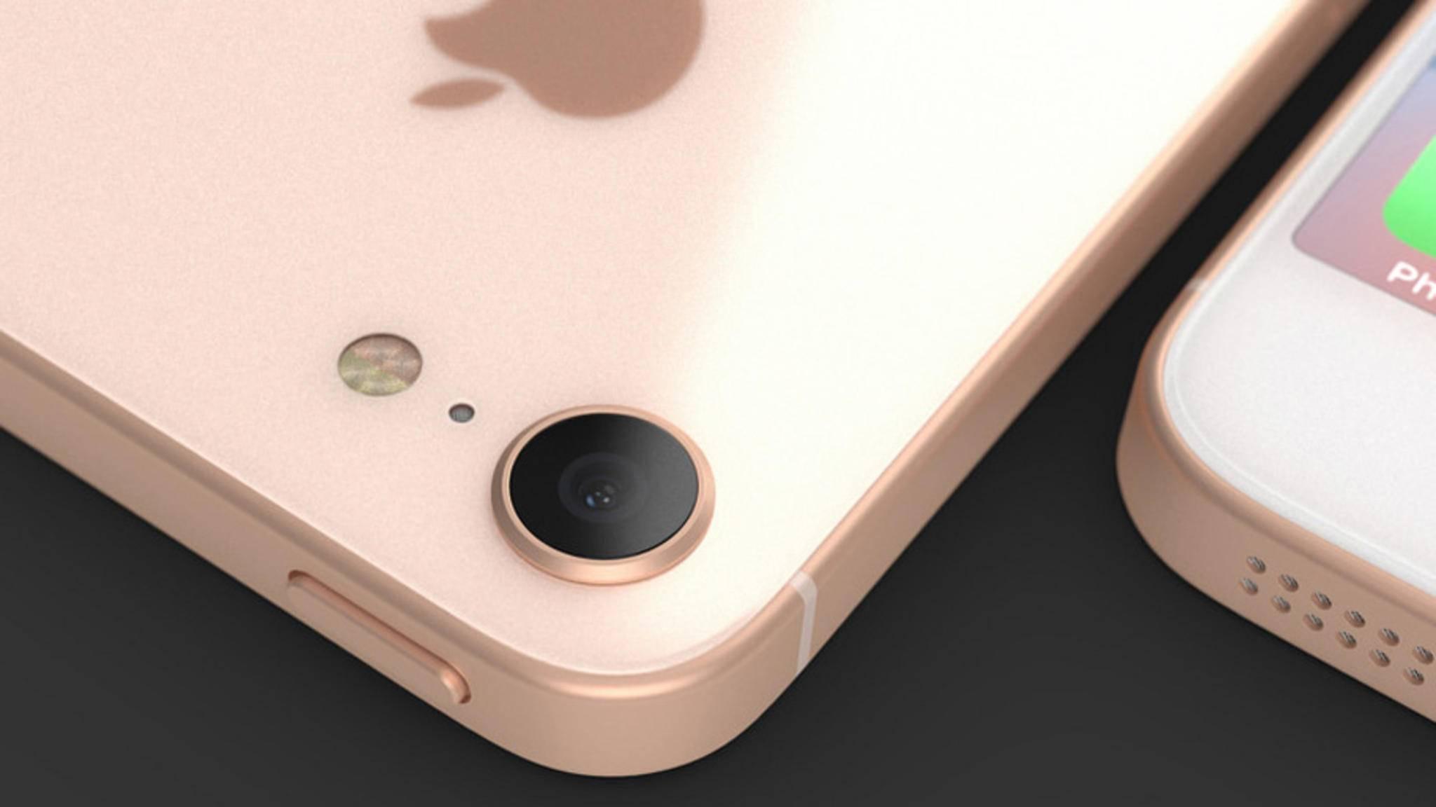 Apple dürfte die Kamera im iPhone SE 2 noch einmal deutlich verbessern.