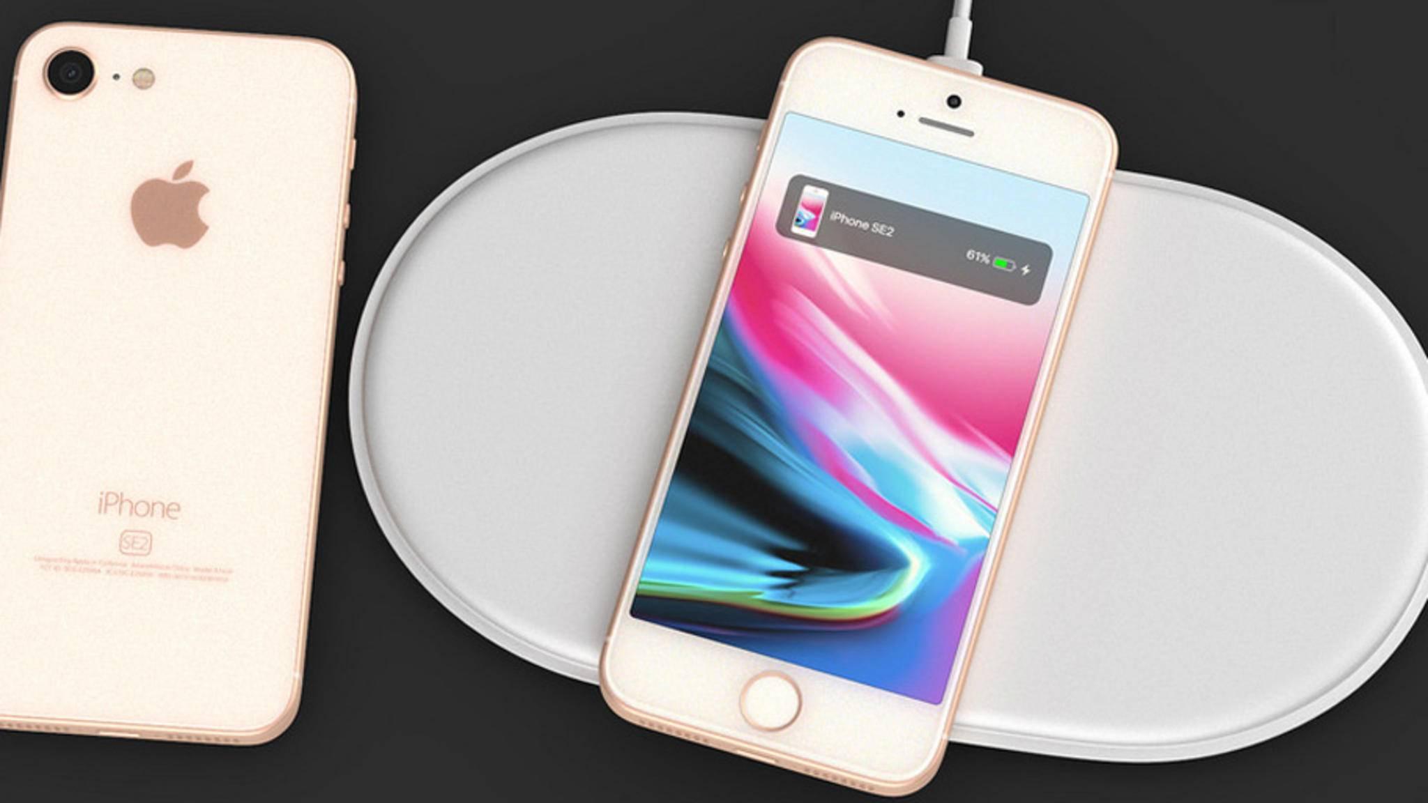 Angeblich soll Apple noch ein zweites Modell des iPhone SE 2 planen.