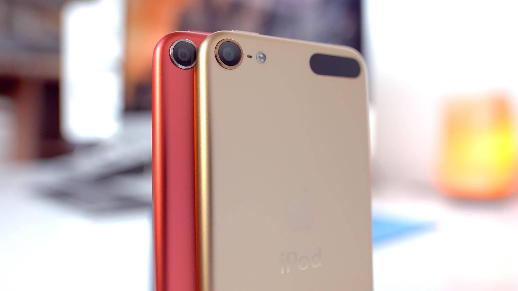 Der iPod touch 6G hat fast drei Jahre auf dem Buckel – und wird immer noch verkauft.