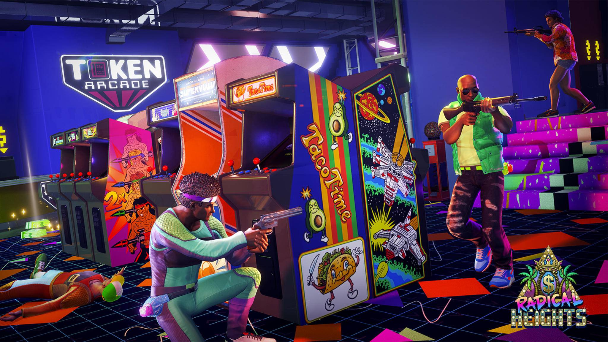 """Radical Heights"": Ist der Kampf um den Battle-Royale-Thron bereits entschieden?"